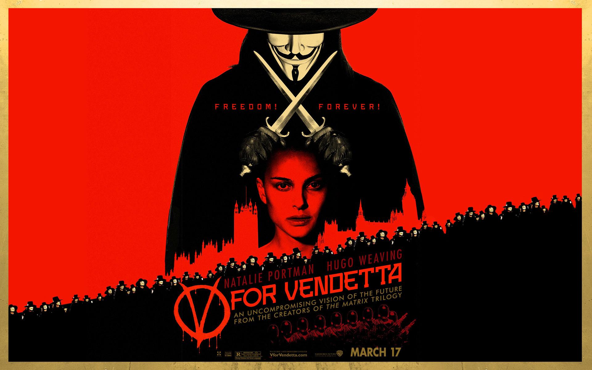 movie v for vendetta Wallpaper Backgrounds