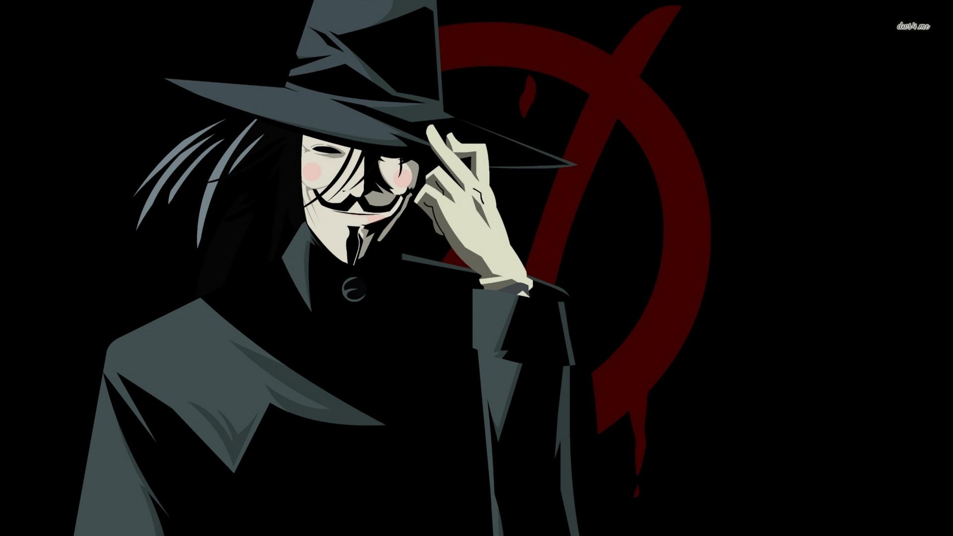 V For Vendetta 712729
