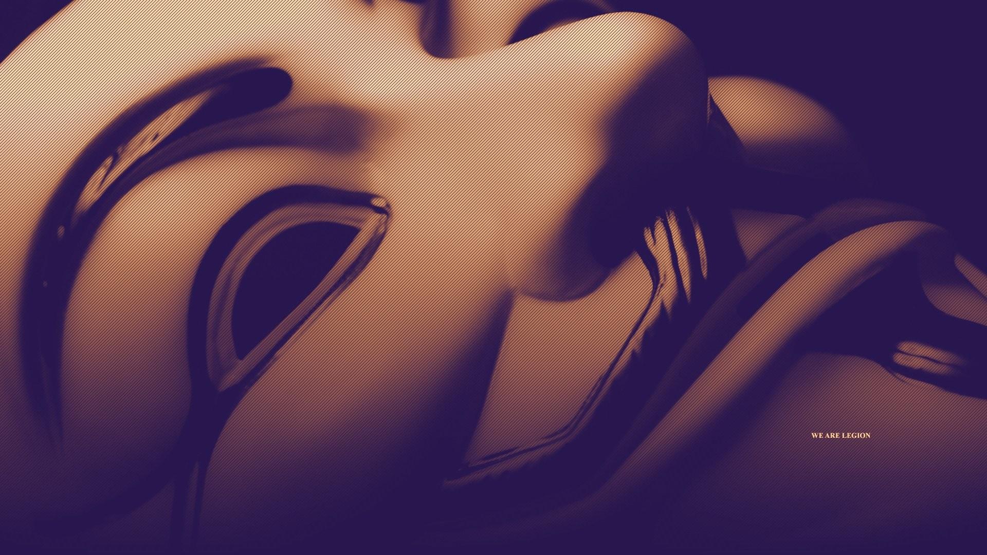 Movie – V For Vendetta Anonymous Wallpaper