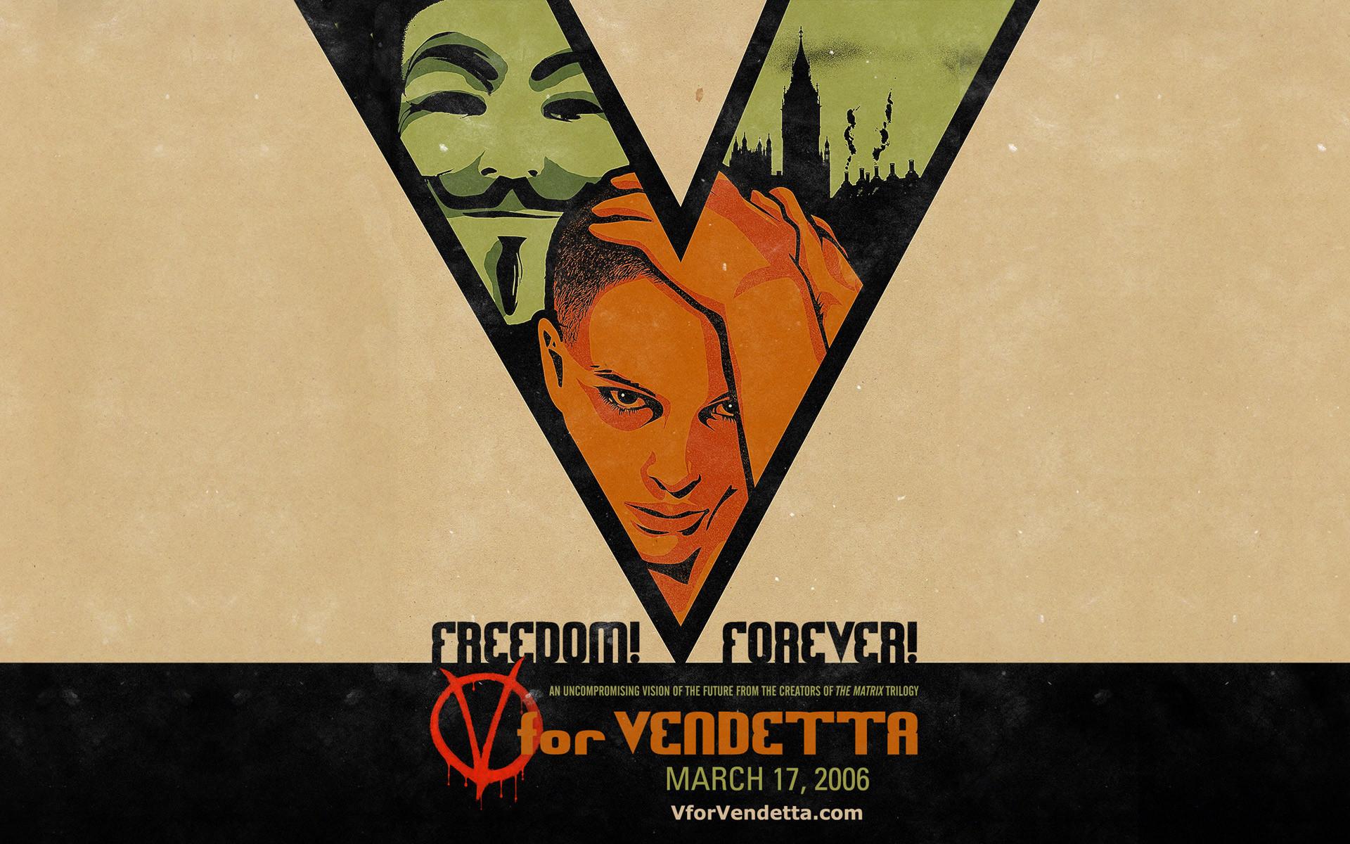 Movie – V For Vendetta Wallpaper