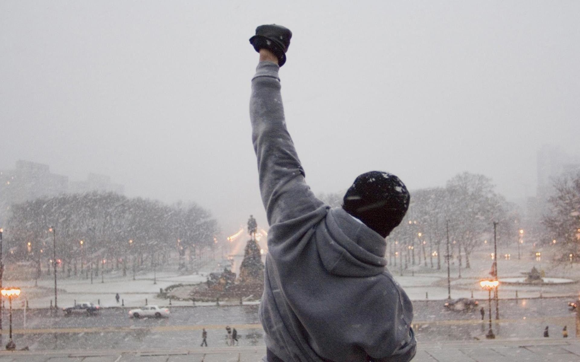Sylvester Stallone As Rocky Balboa Wallpaper Wide or HD | Male .