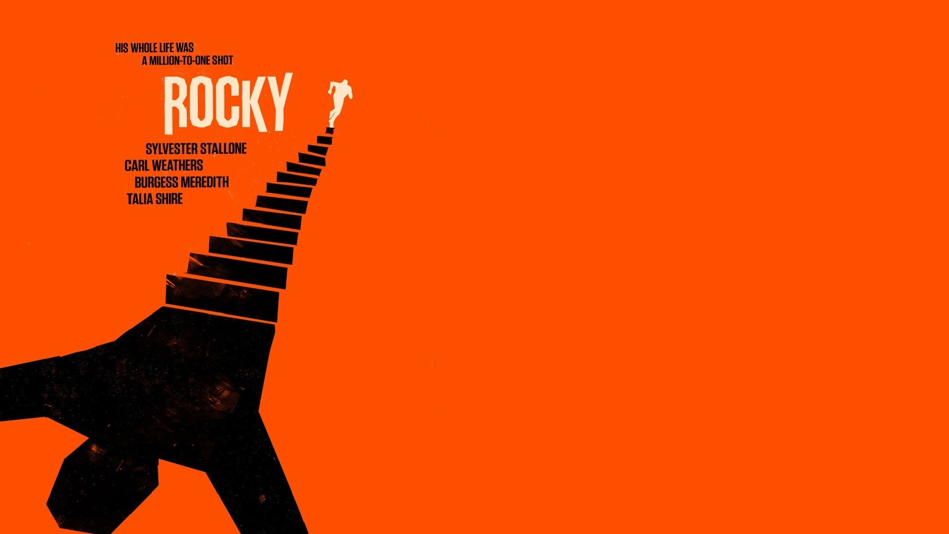 movies, Artwork, Rocky (movie) Wallpapers HD / Desktop and Mobile  Backgrounds