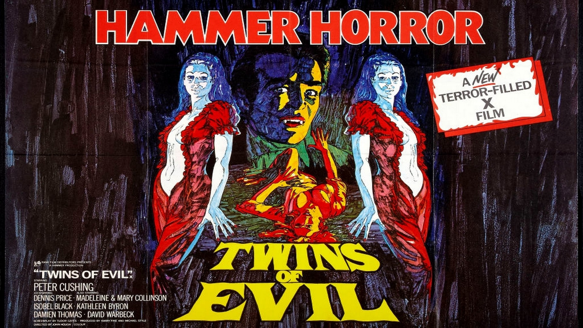twins of evil poster 2