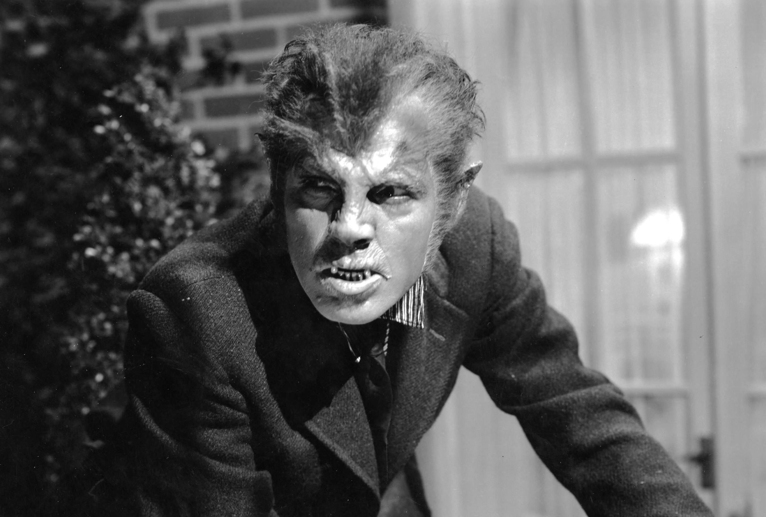 Classic Horror Characters Werewolf horror film,