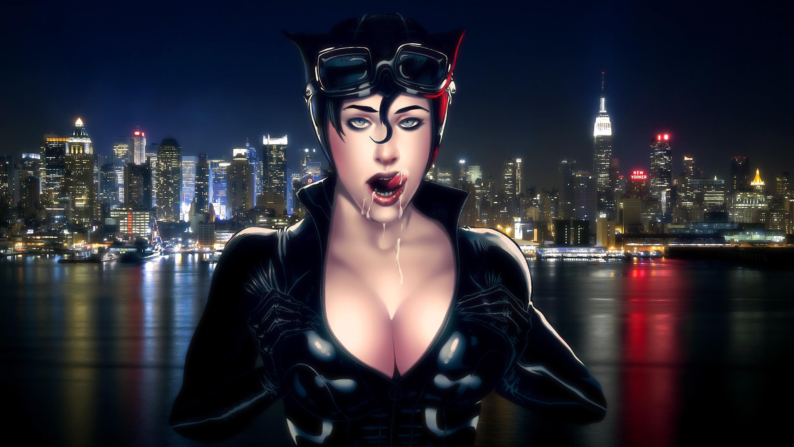 Catwoman Hot | Catwoman HD wallpaper by Phantom3013