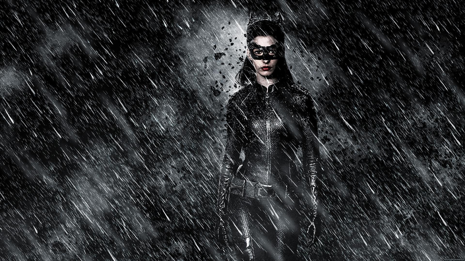 Catwoman Dark Knight Rises
