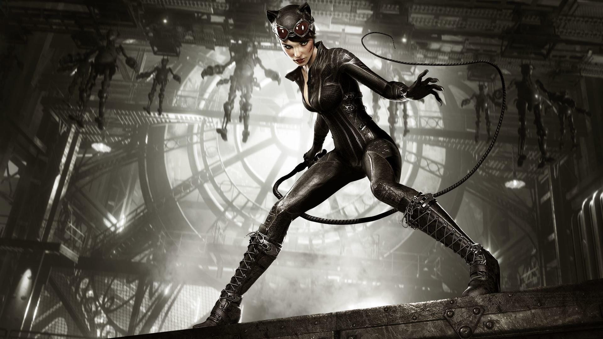 Video Game – Batman: Arkham Knight Catwoman Wallpaper
