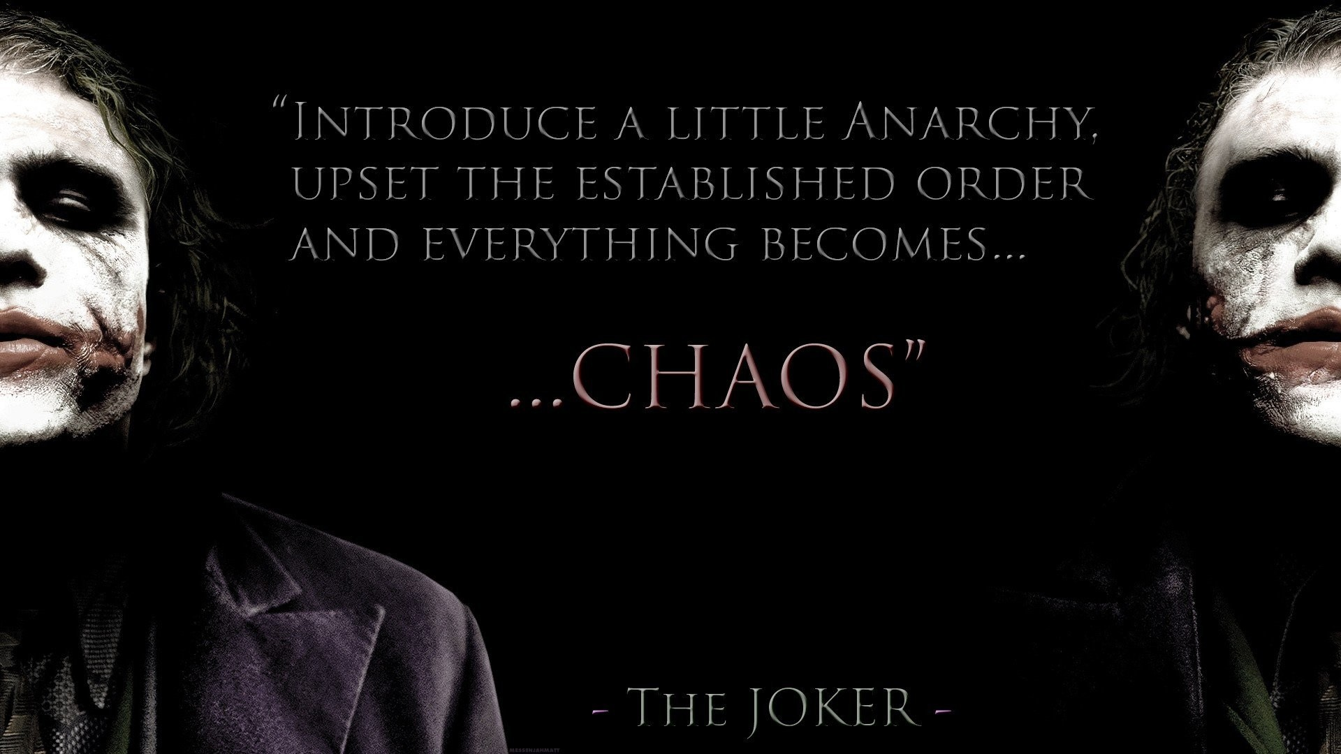 Joker Quotes Dark Knight 890562