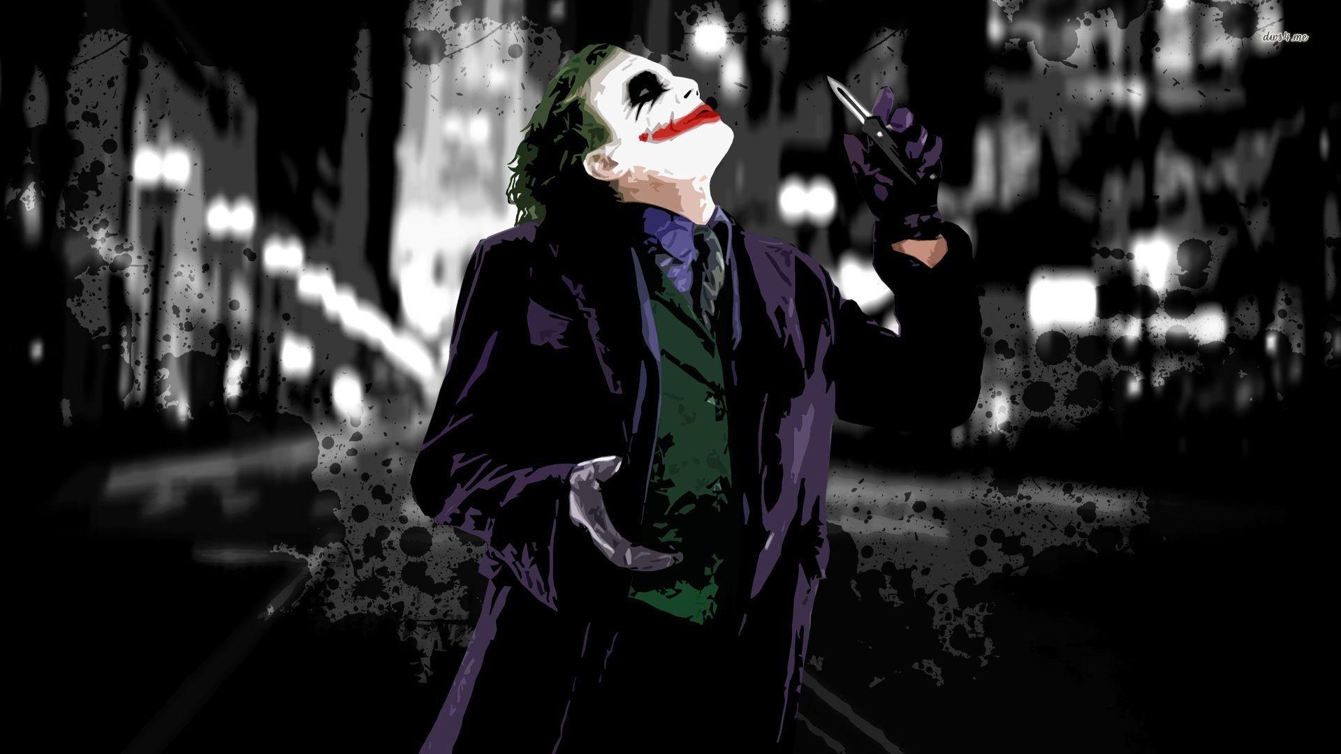The Joker – The Dark Knight Image In HD 3930 Hd Wallpapers .