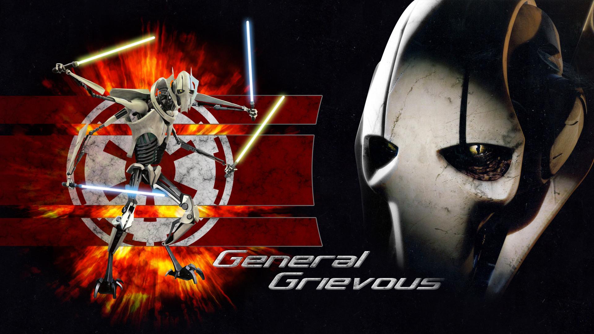 … Star Wars – General Grievous by TheSumu