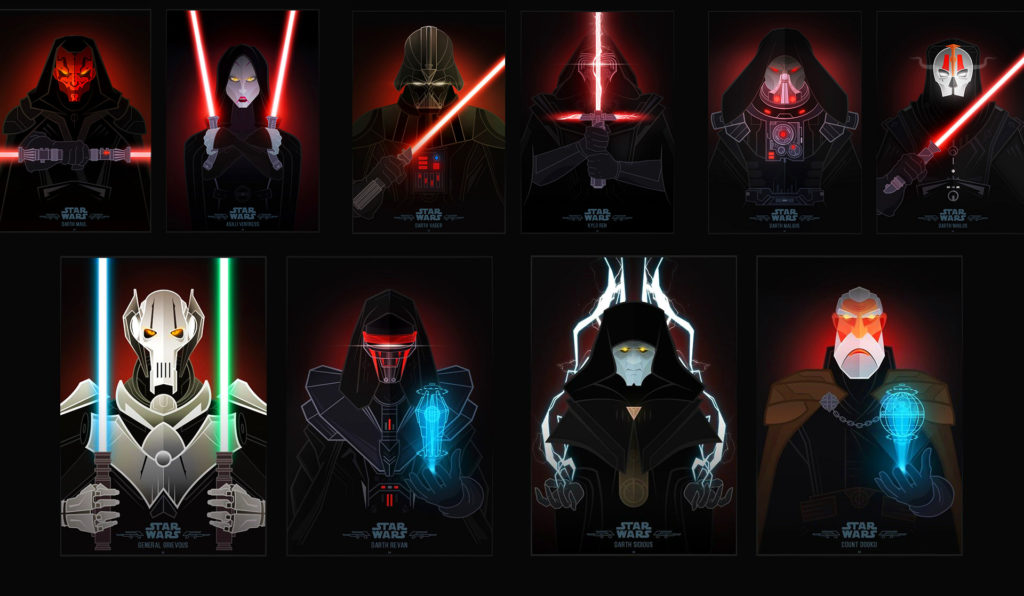 Star Wars Sith Wallpapers Hd Resolution