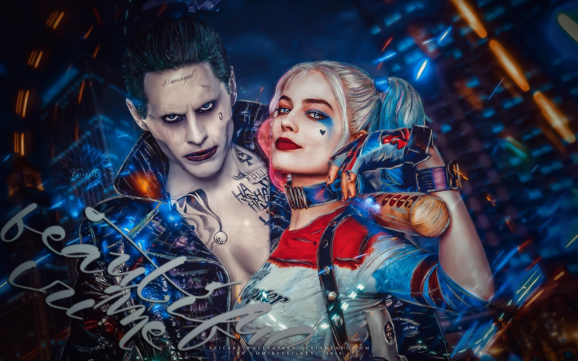 HD Wallpaper | Background ID:724132. Movie Suicide Squad