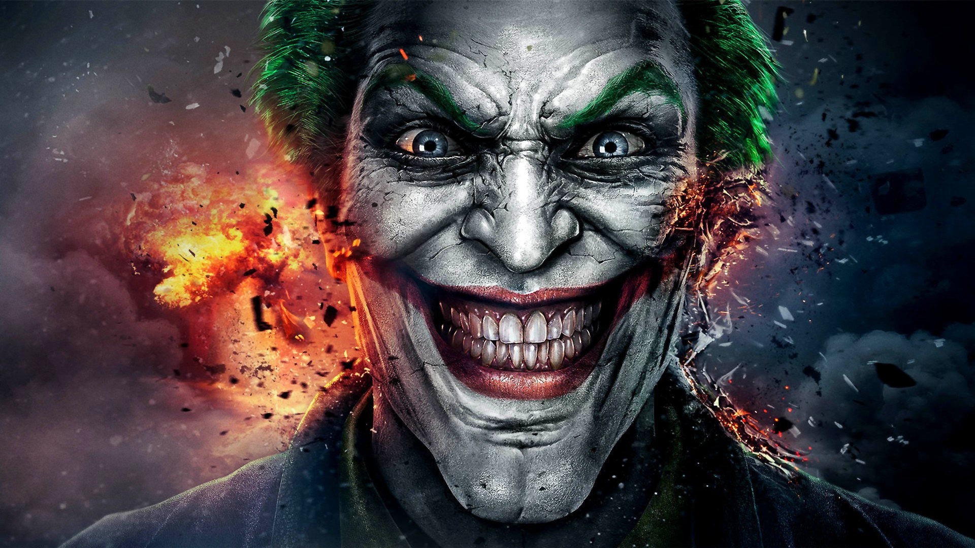 Suicide Squad Joker Wallpaper Mobile