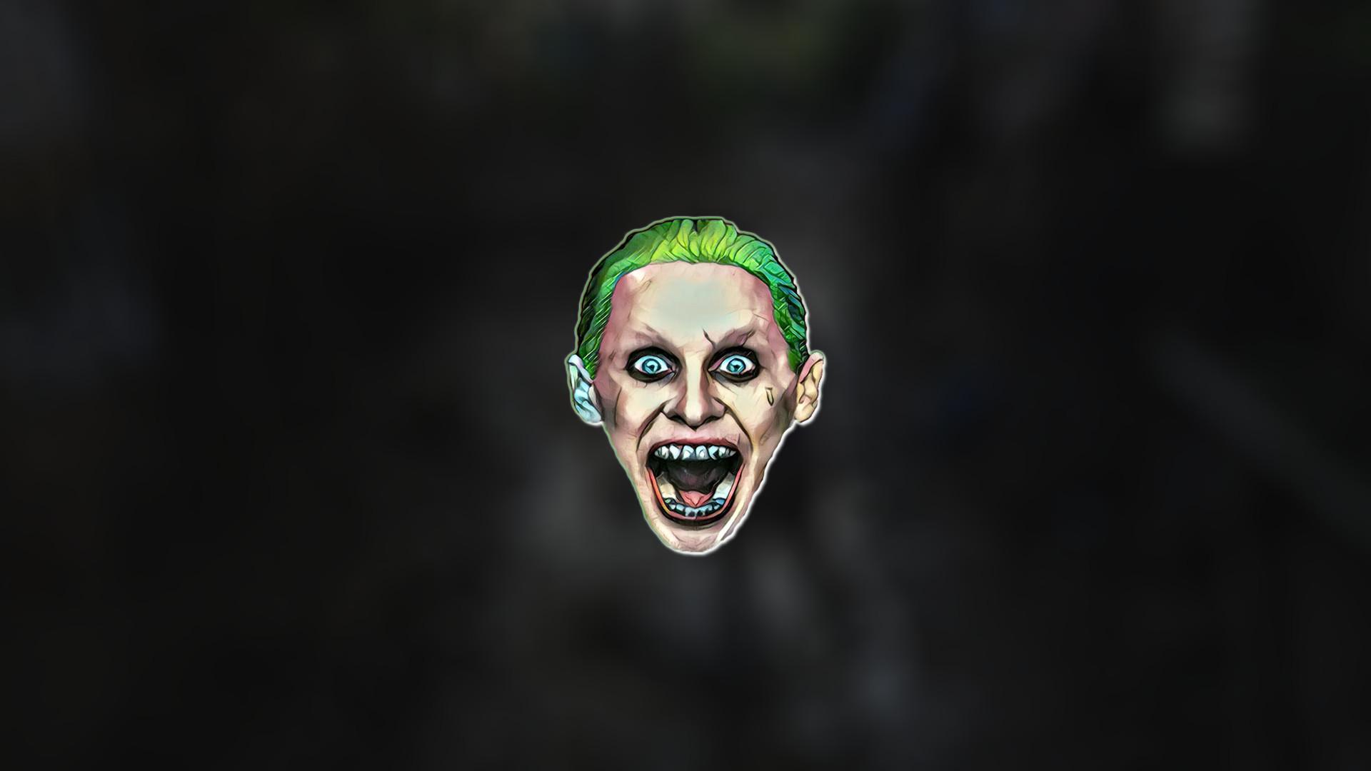 General Joker DC Comics Suicide Squad