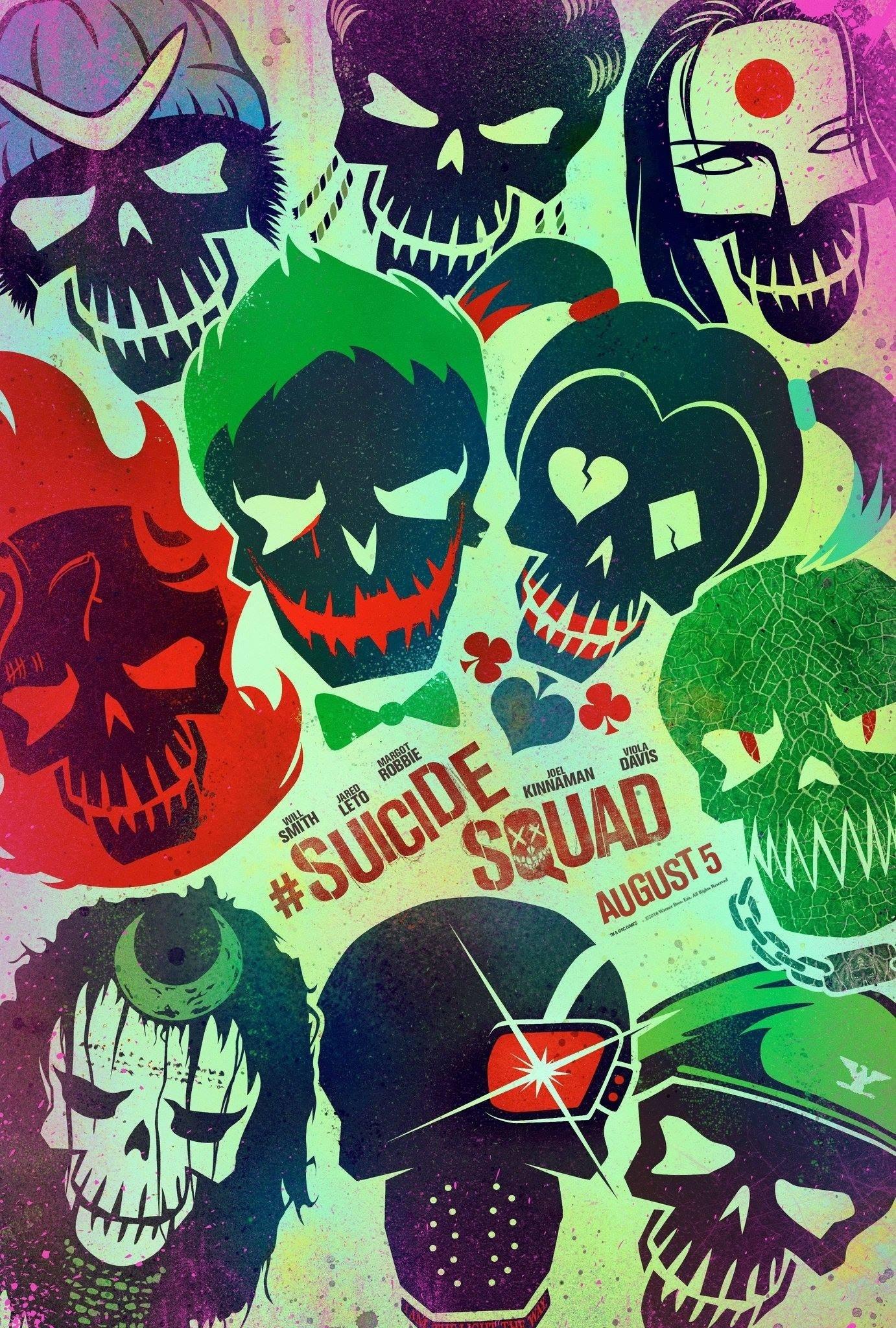 Joker Suicide Squad Wallpapers – Wallpaper Cave
