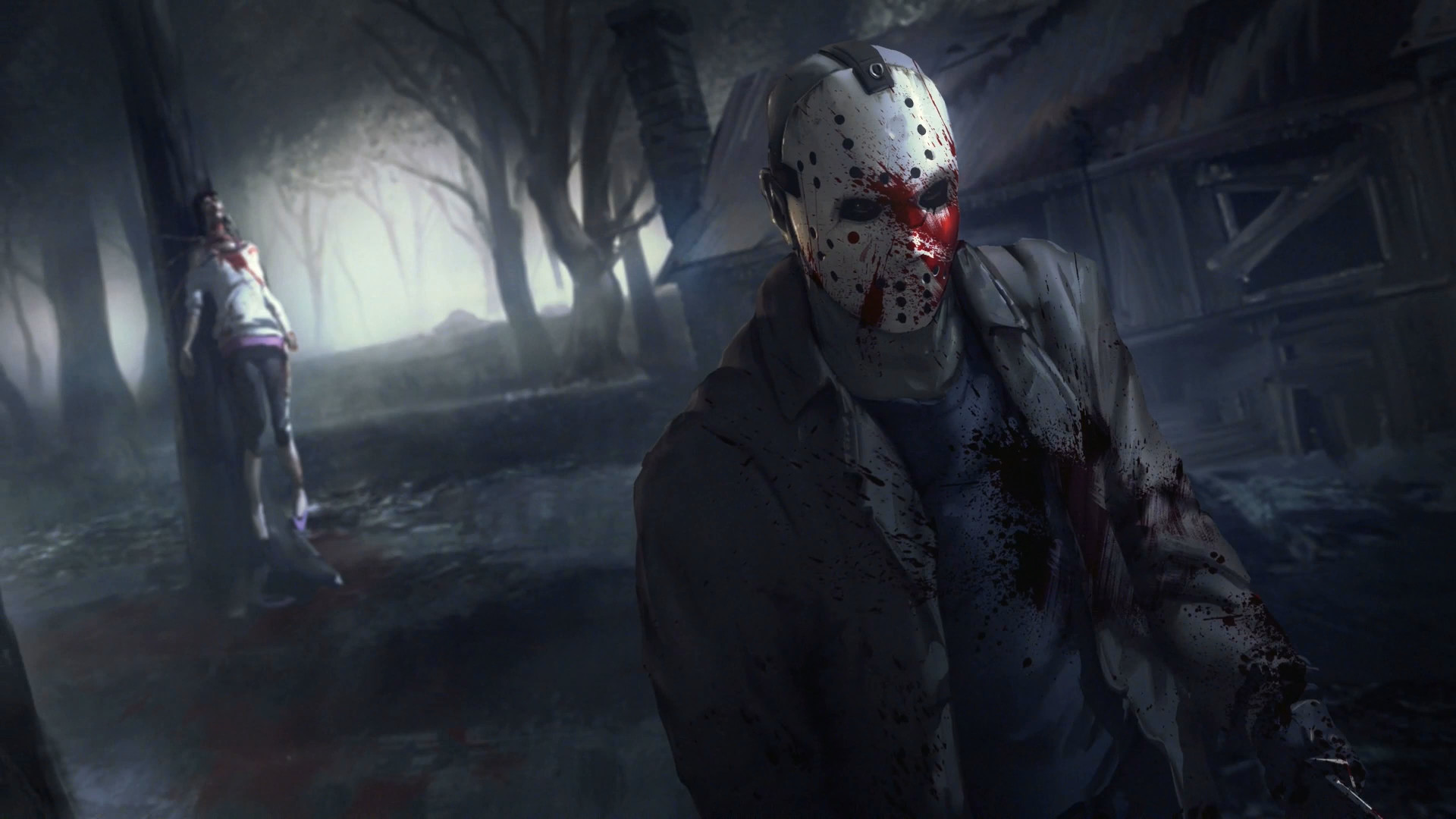 Video Game – Friday the 13th: The Game Wallpaper