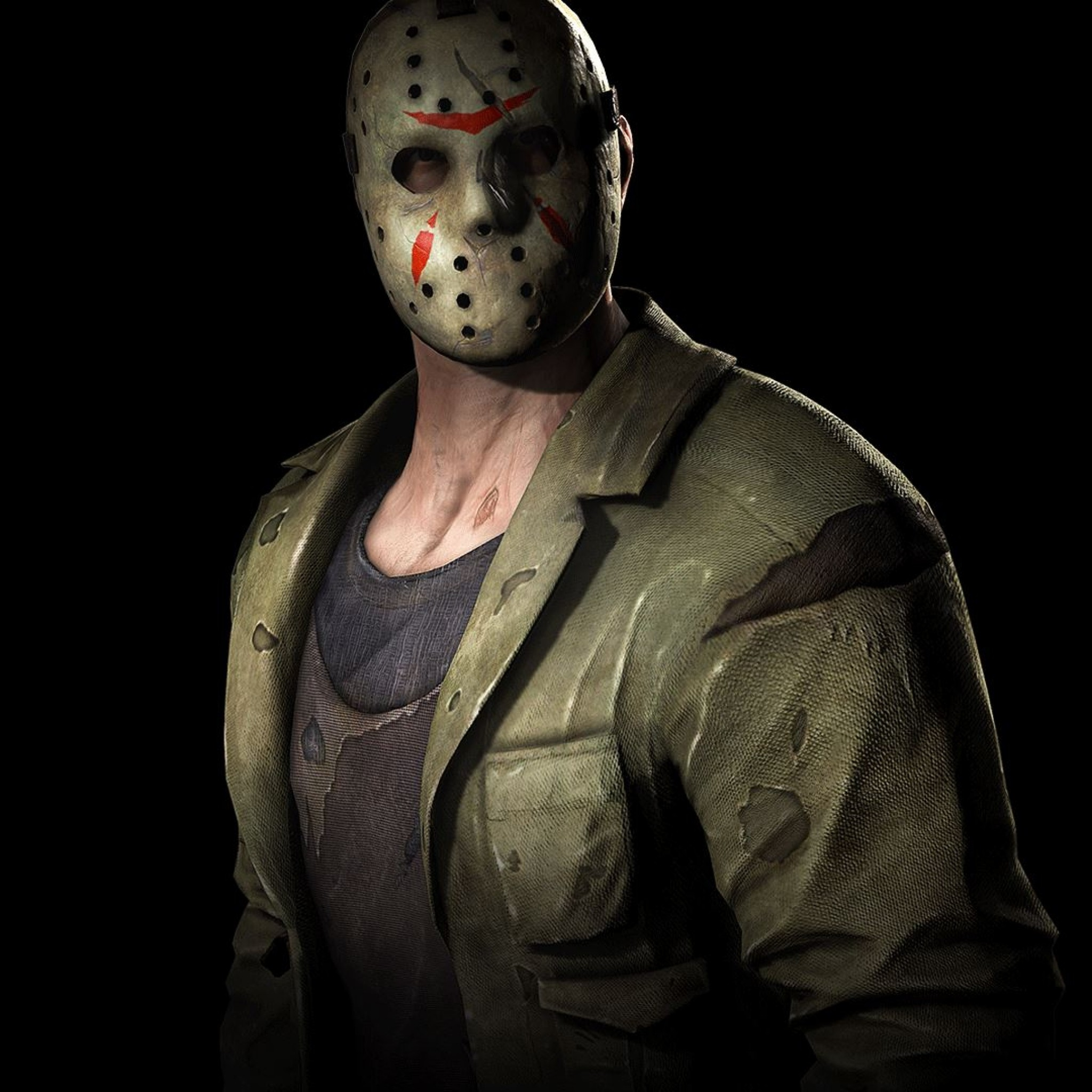 Wallpaper jason voorhees, friday the 13th, character