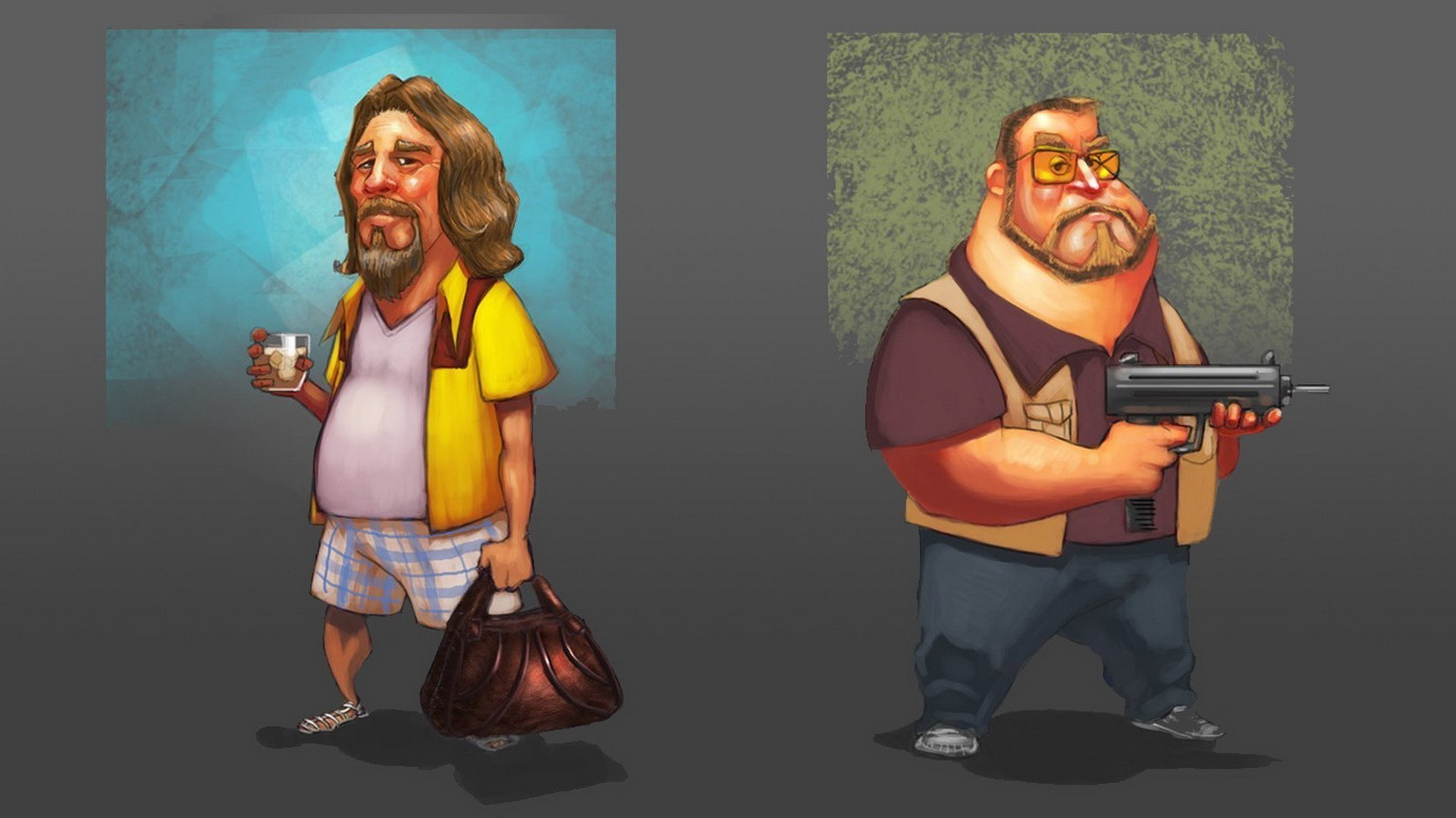 The Big Lebowski, The Dude, Walter Sobchak, Movies Wallpapers HD / Desktop  and Mobile Backgrounds