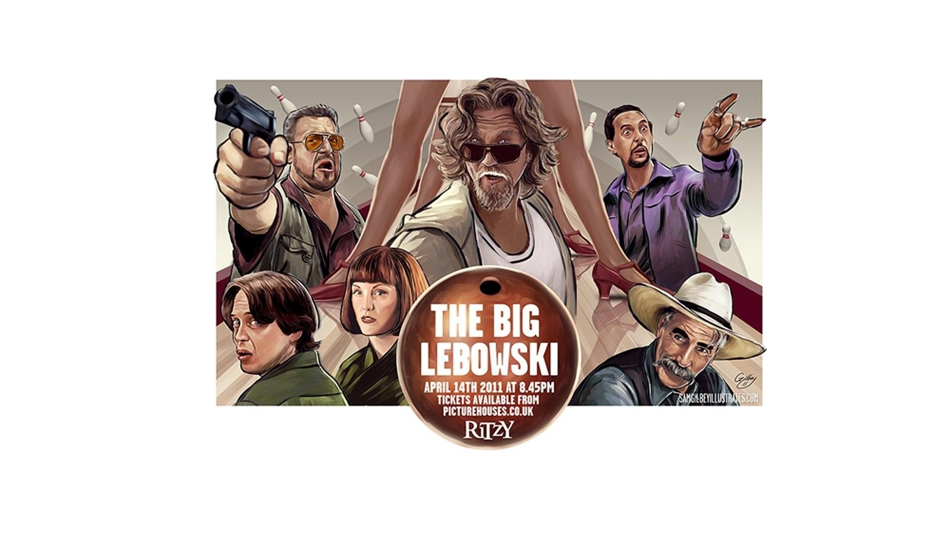 HD Wallpaper   Background ID:432153. Movie The Big Lebowski. 0  Like