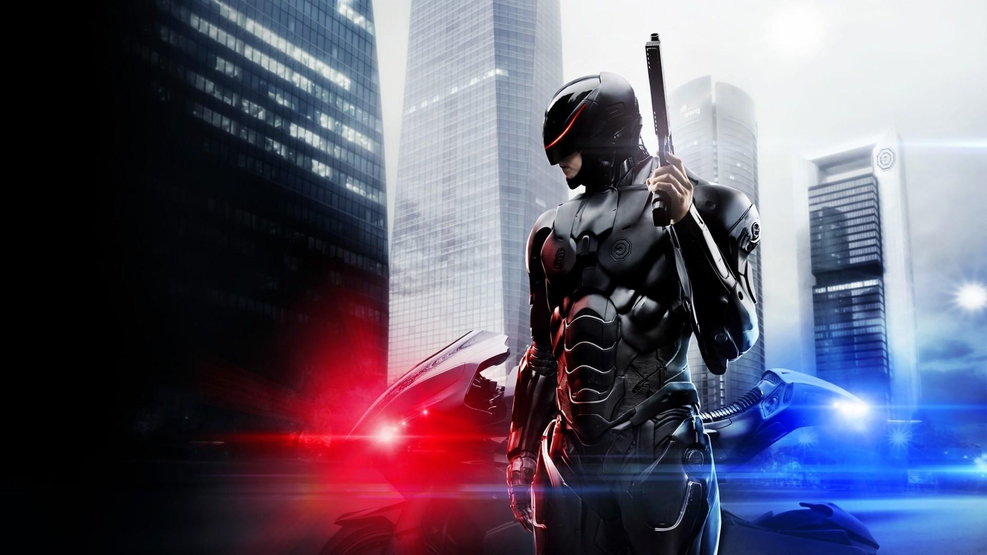 Download Wallpaper Robocop, Robo, Cop, Film, Movie, 2014 .