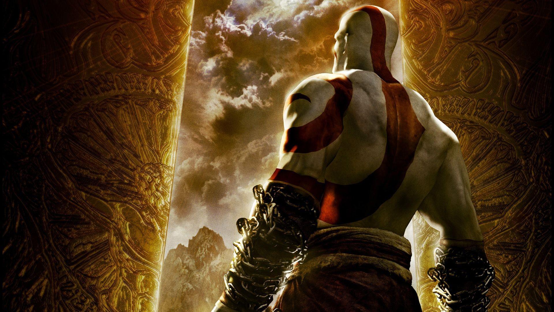 God Of War HD Wallpapers – Wallpaper Cave