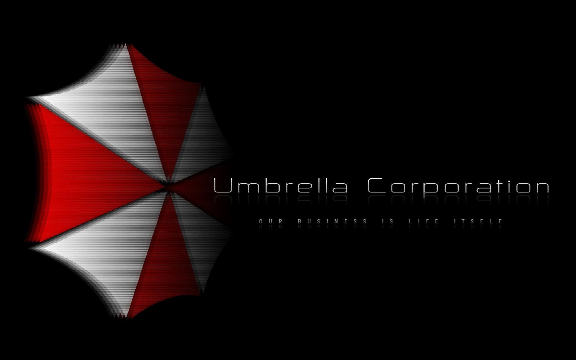 Umbrella Corp_ wallpaper     307543   WallpaperUP
