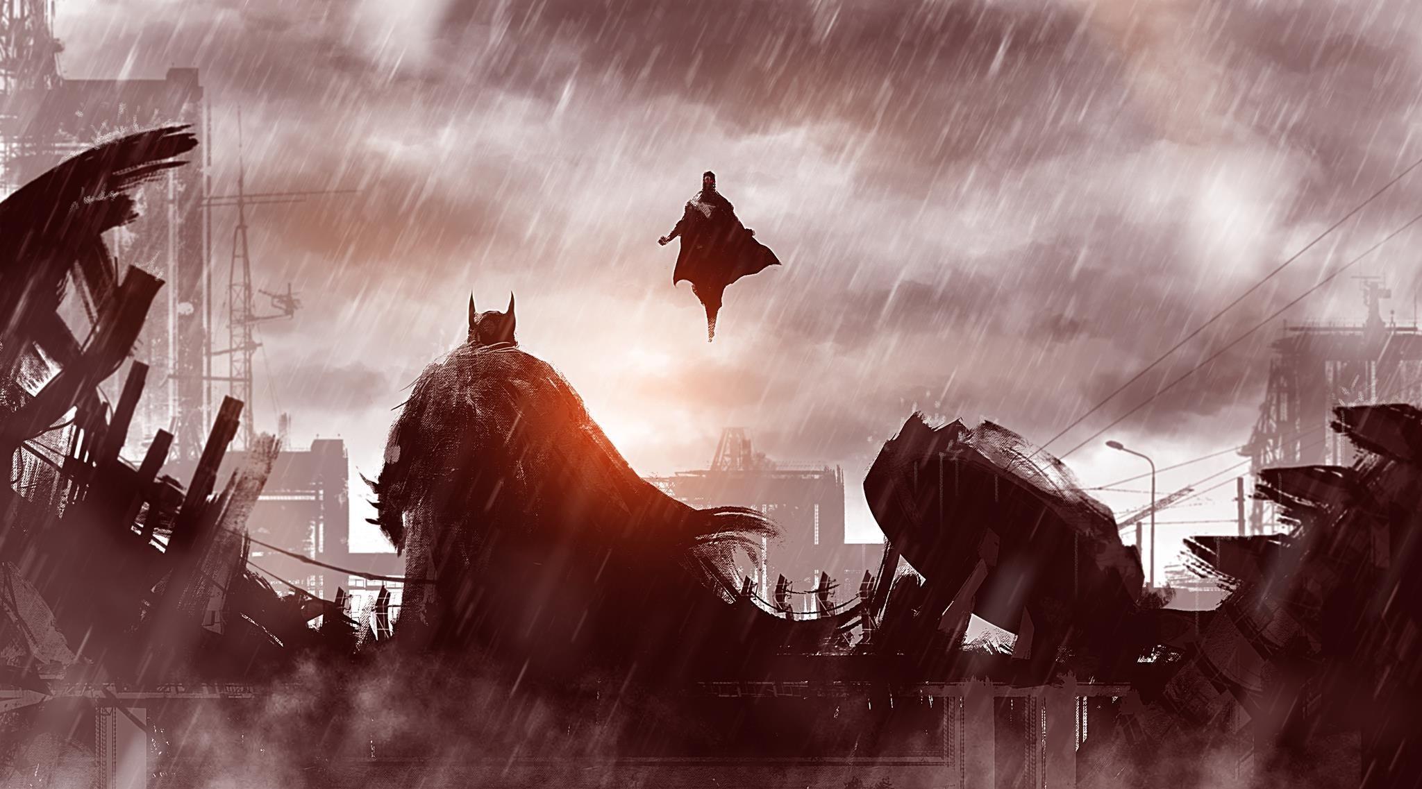 Batman Vs Superman Wallpapers HD