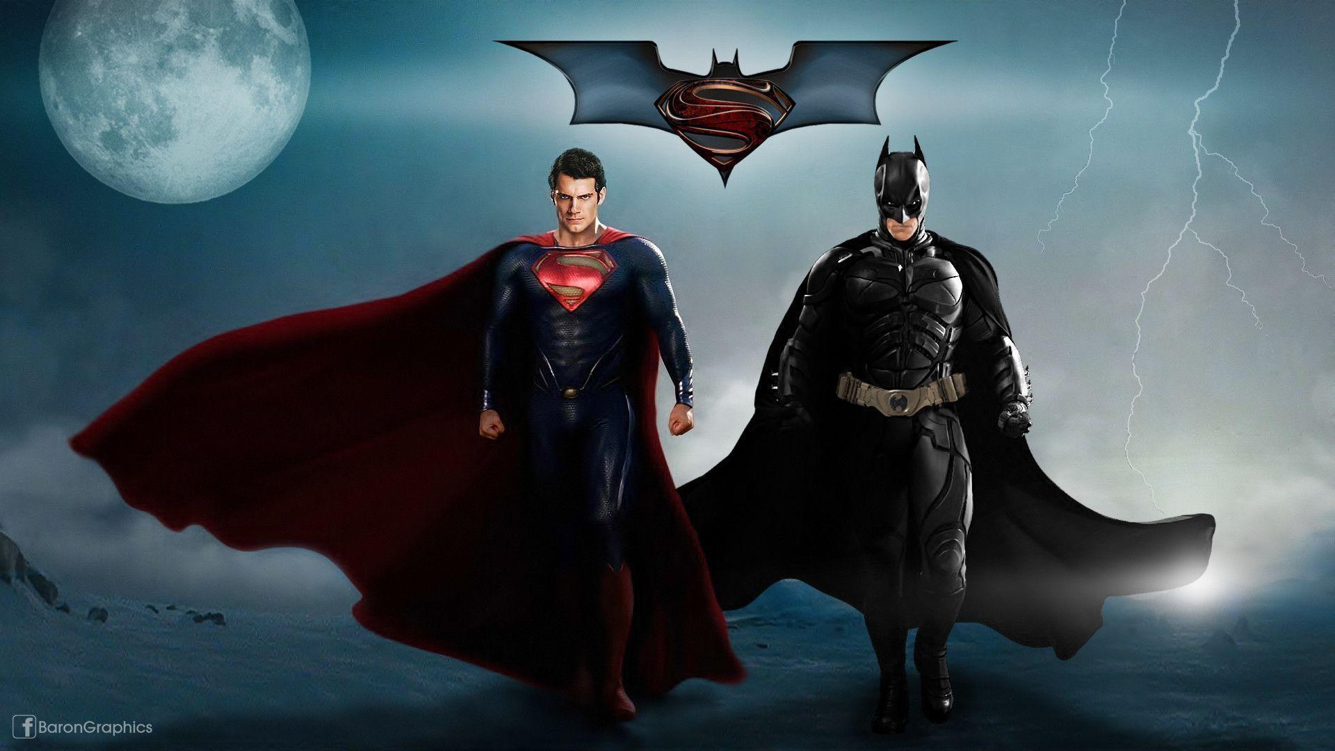Batman V Superman Wallpaper – 1901966