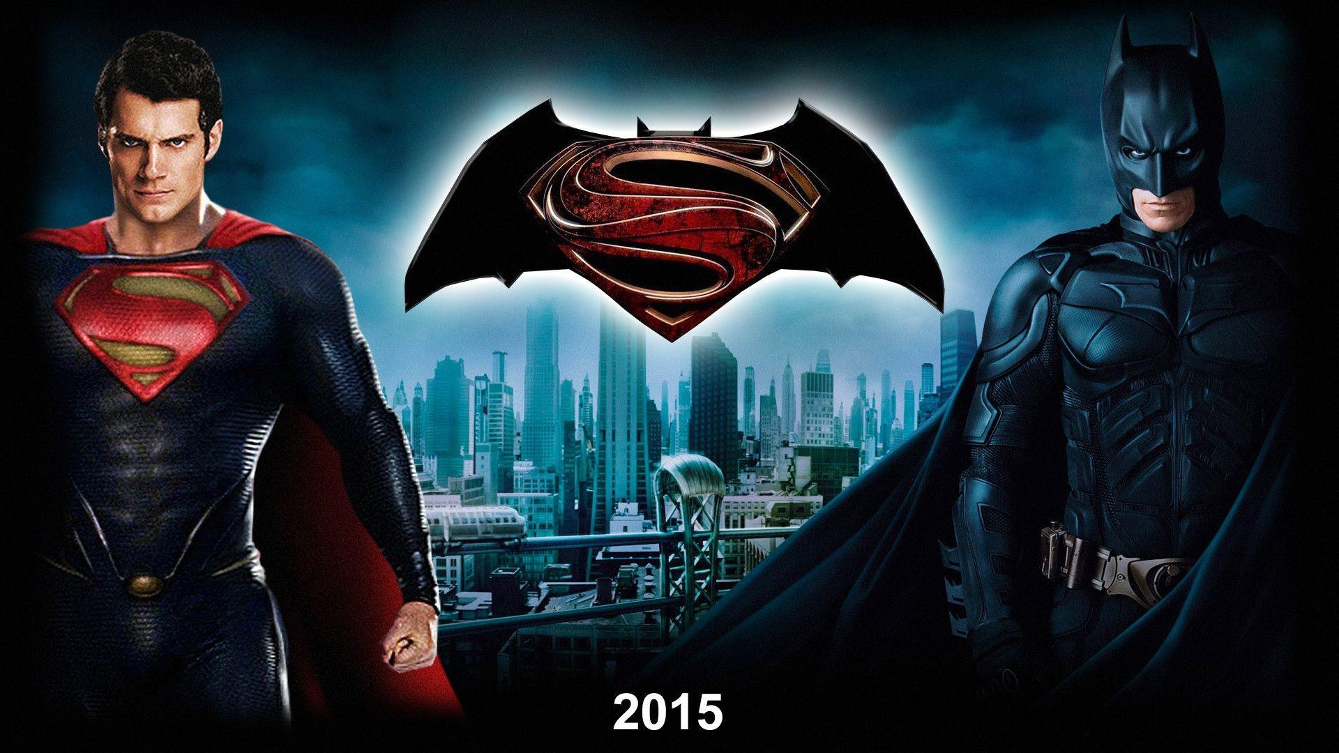 Superman And Batman Logo Wallpapers – Wallpaper Cave
