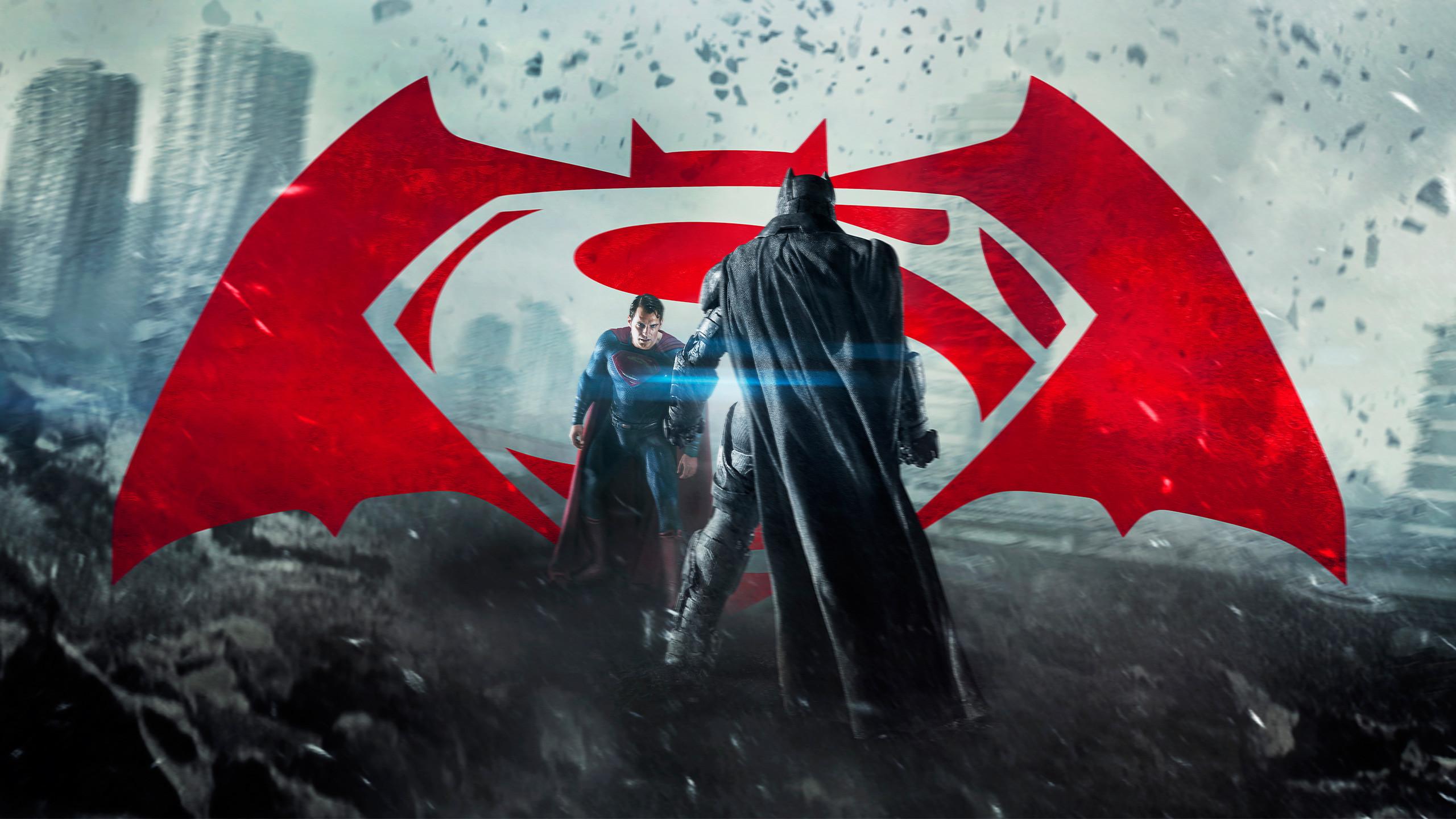 Wallpaper Batman vs Superman, Dawn of Justice, Batman, Superman HD 4K