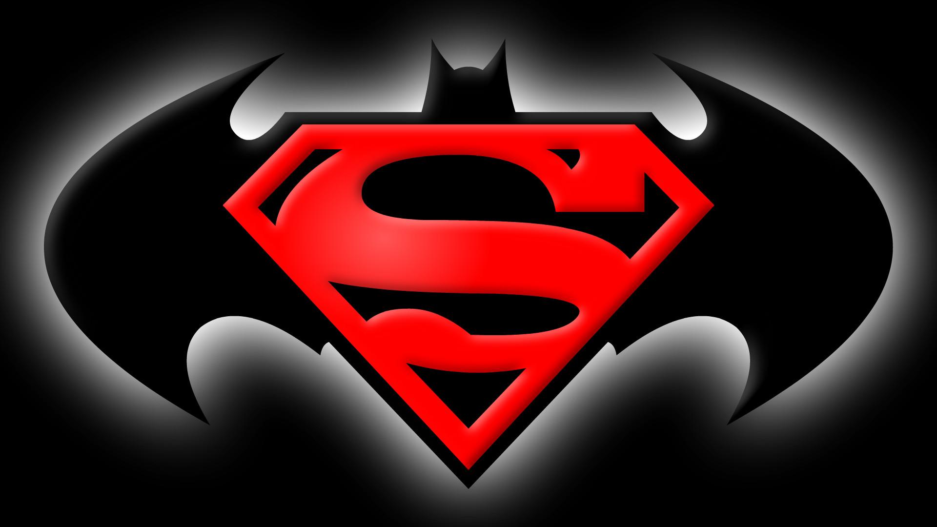 Superman/Batman Symbol by Yurtigo on Clipart library