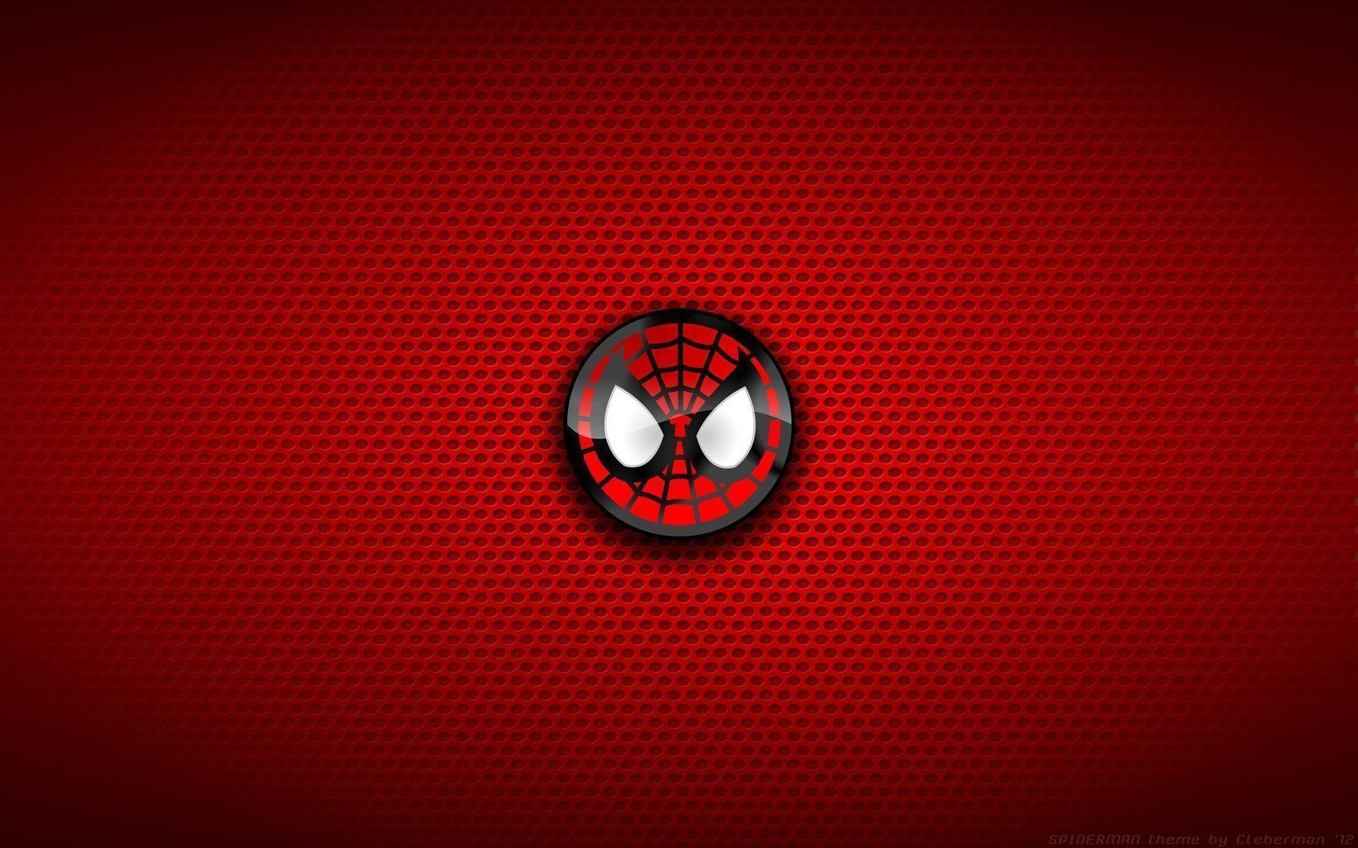 HD Spiderman Logo Wallpaper – WallpaperSafari
