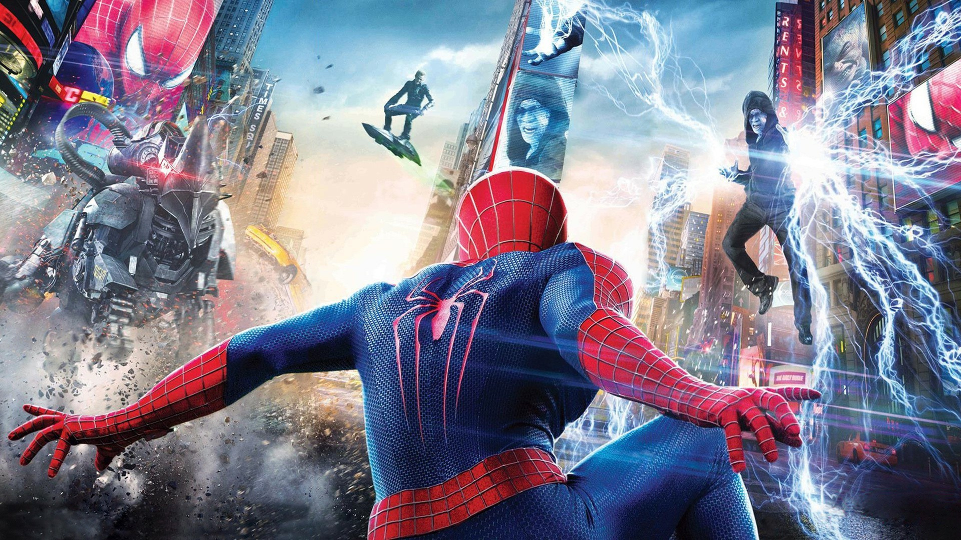 The Amazing Spider Man HD desktop wallpaper High Definition