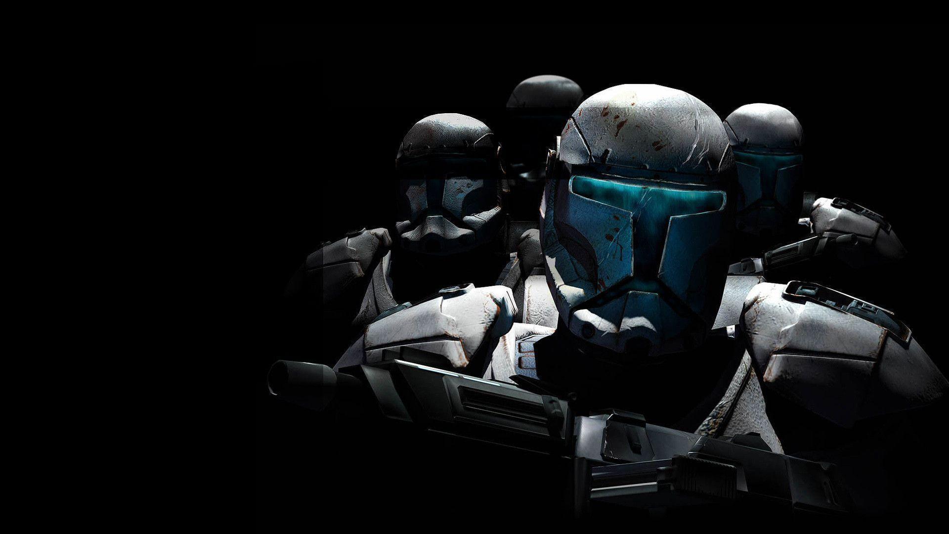 Clone Commando squad image – 501st Legion: Vader's Fist – Mod DB
