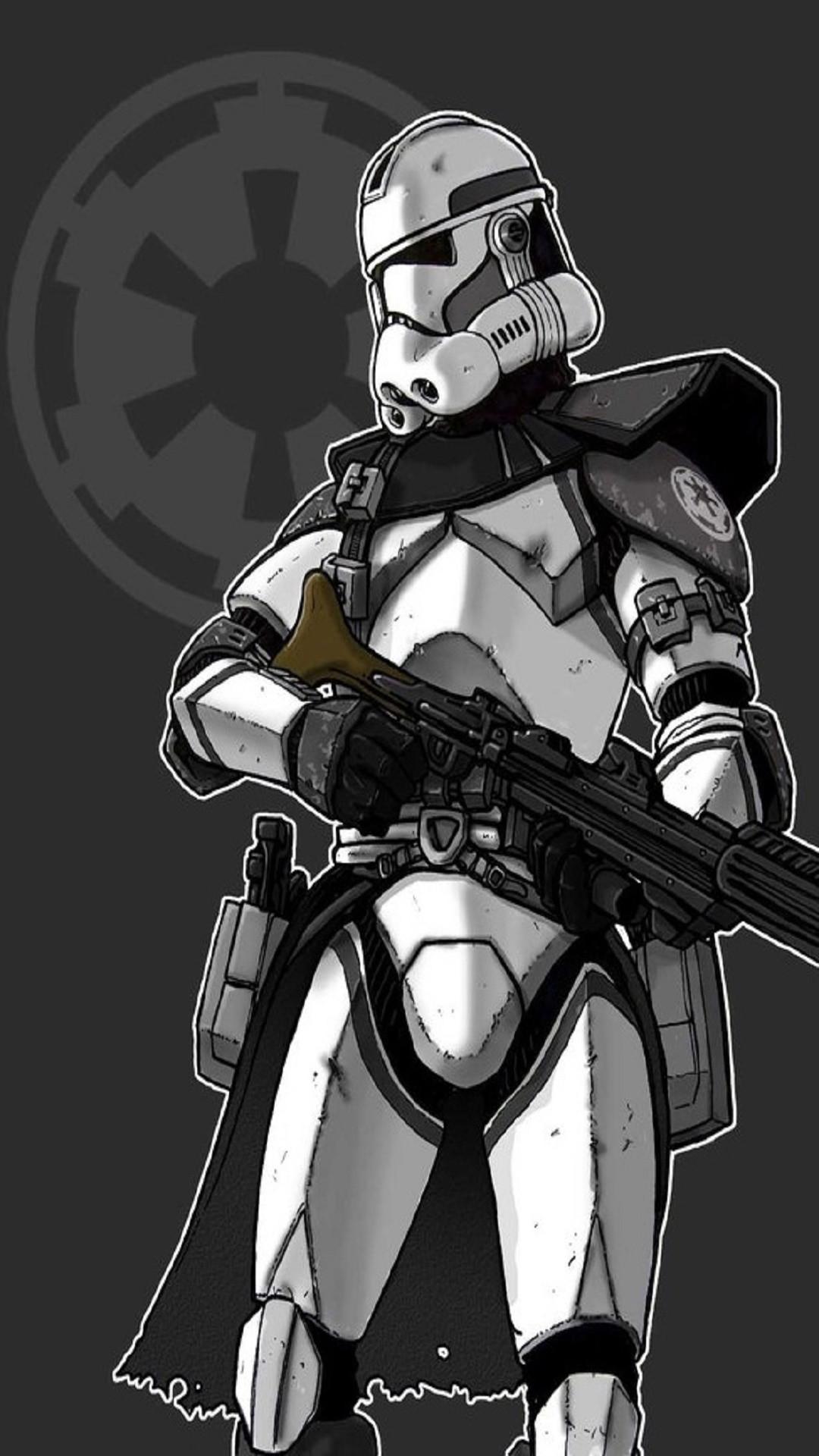 Star Wars Arc Trooper/ or Heavy Clone trooper
