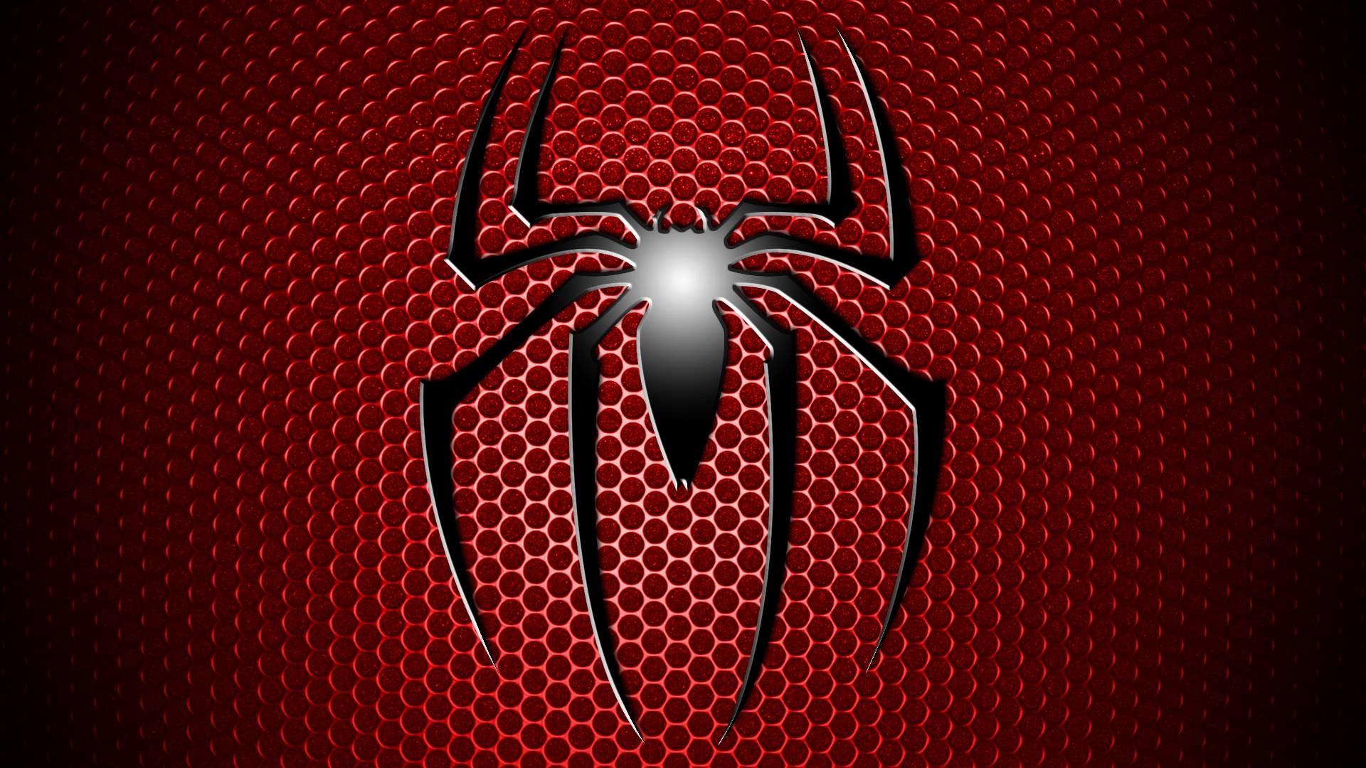 Wallpapers For > Spiderman Logo Wallpaper