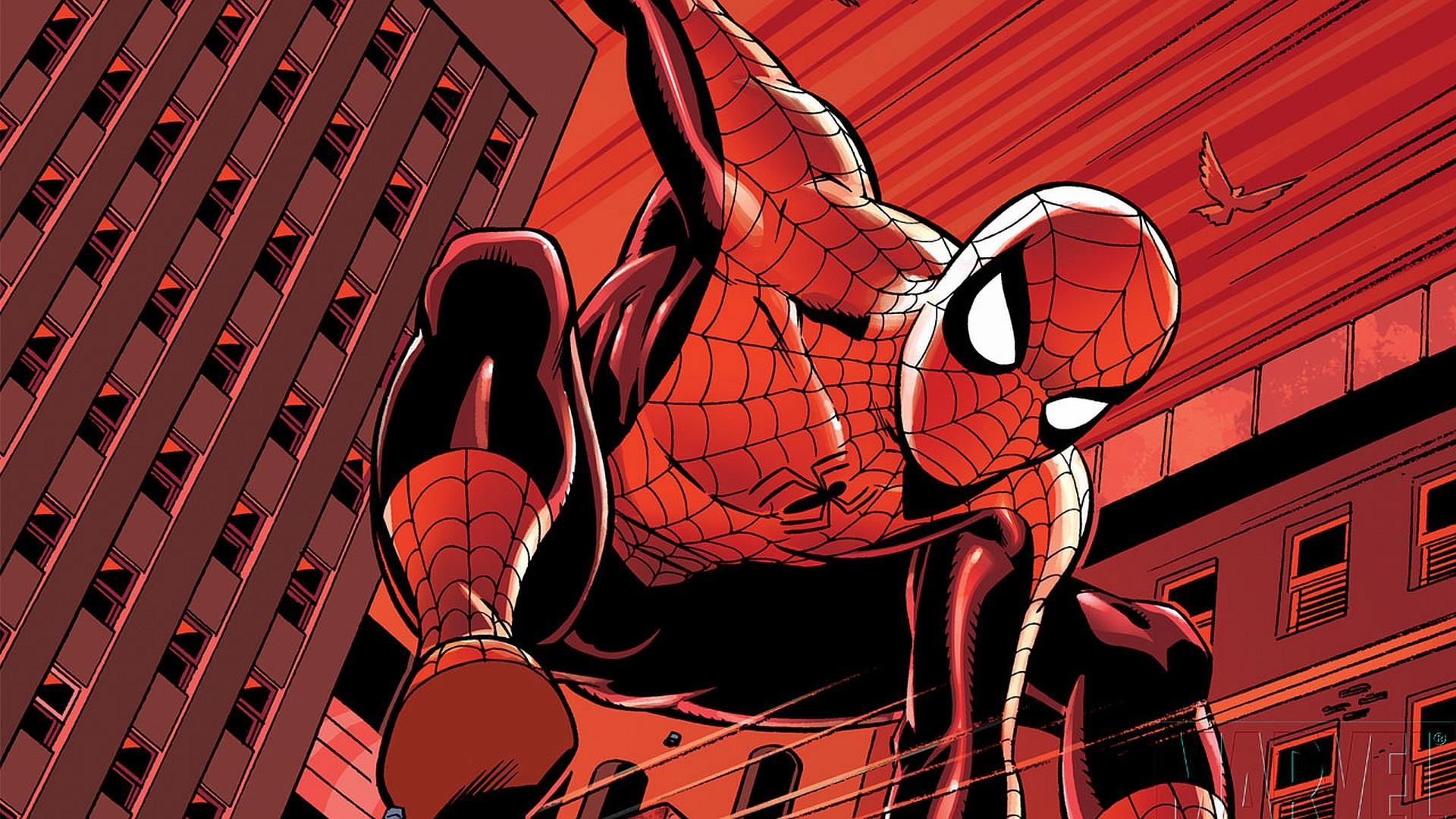 Comics – Spider-Man Wallpaper