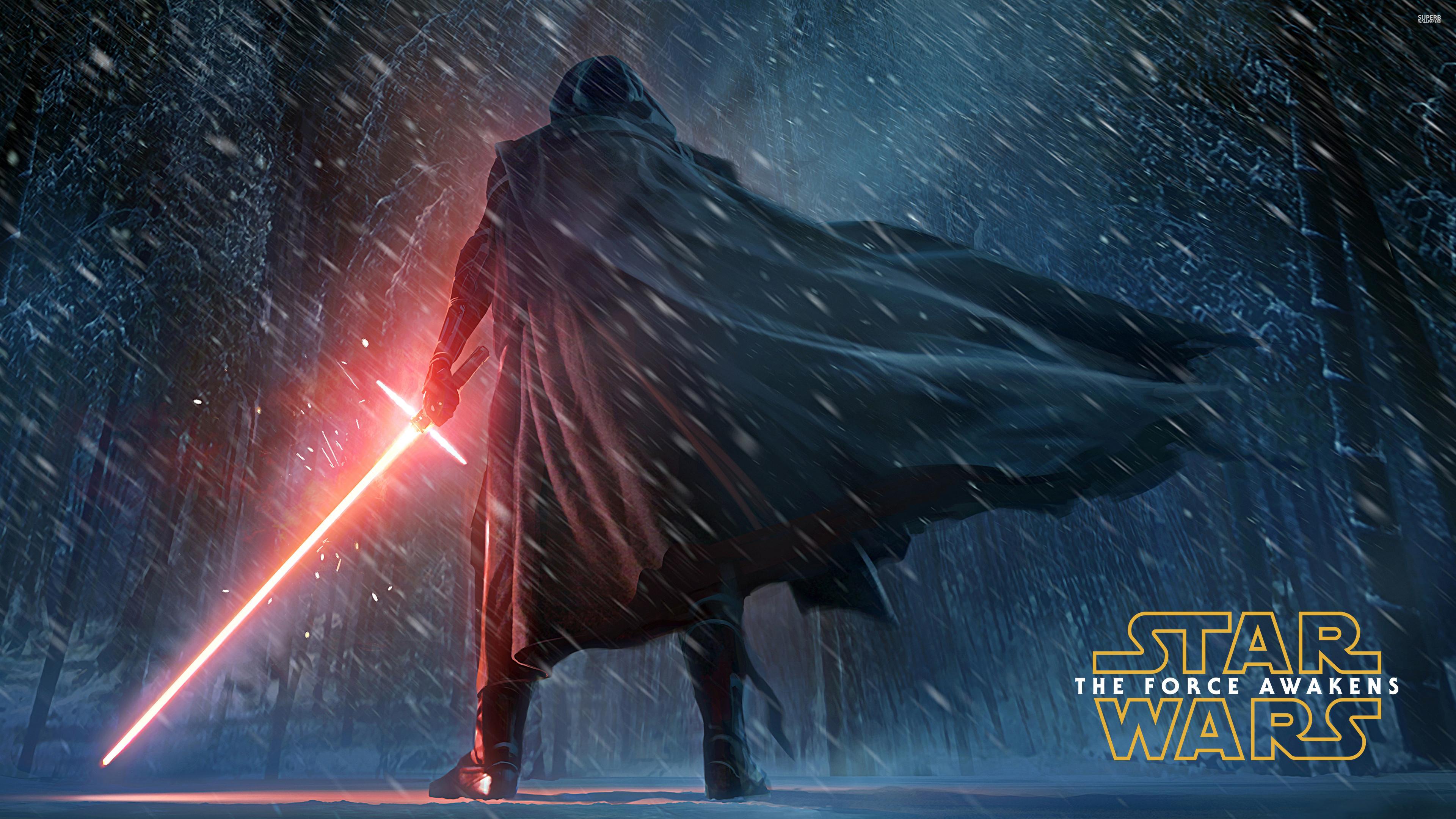 Kylo Ren Star Wars wallpaper HD background download desktop .