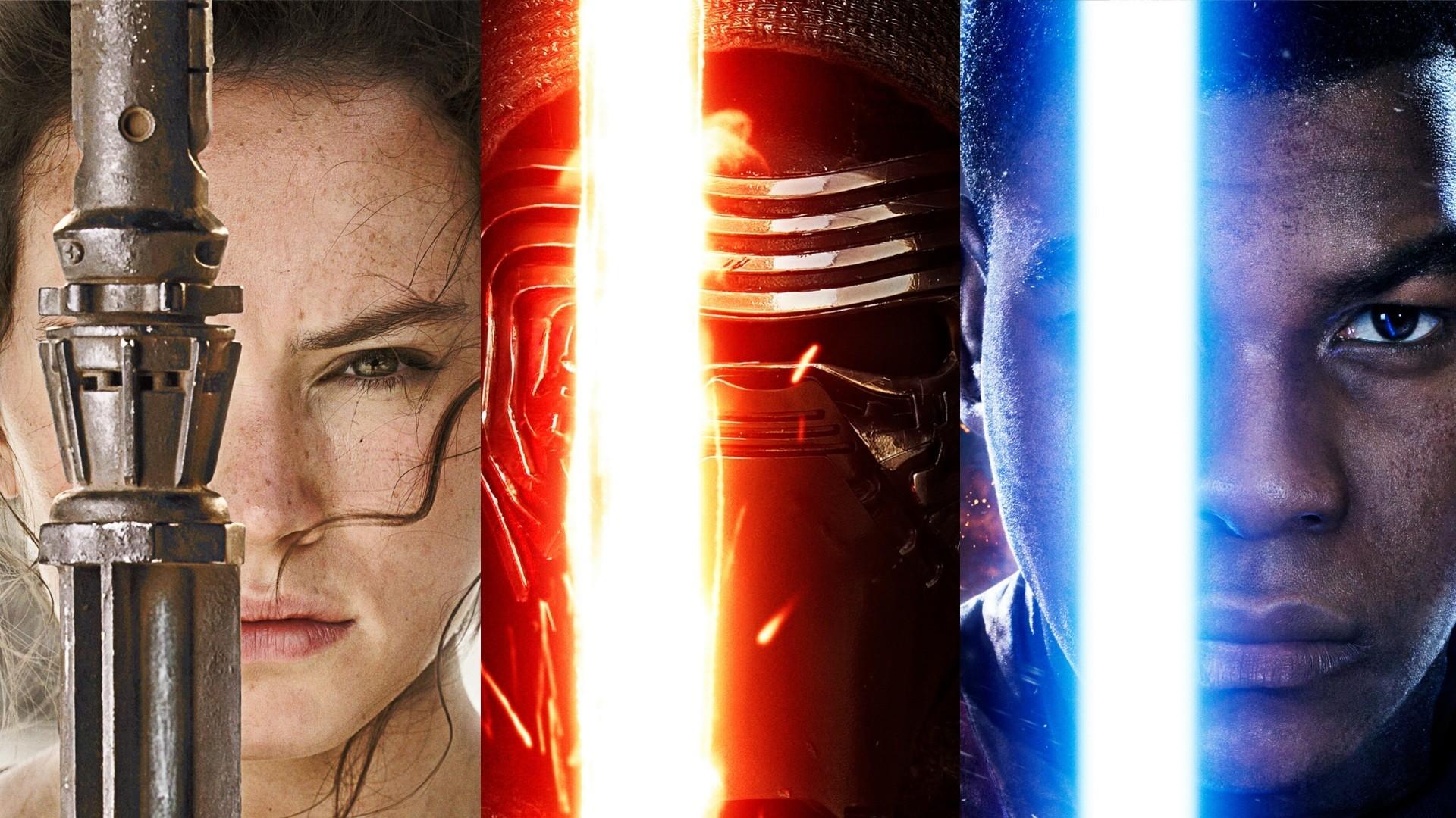 Film – Star Wars Episode VII: The Force Awakens Star Wars Kylo Ren Finn (