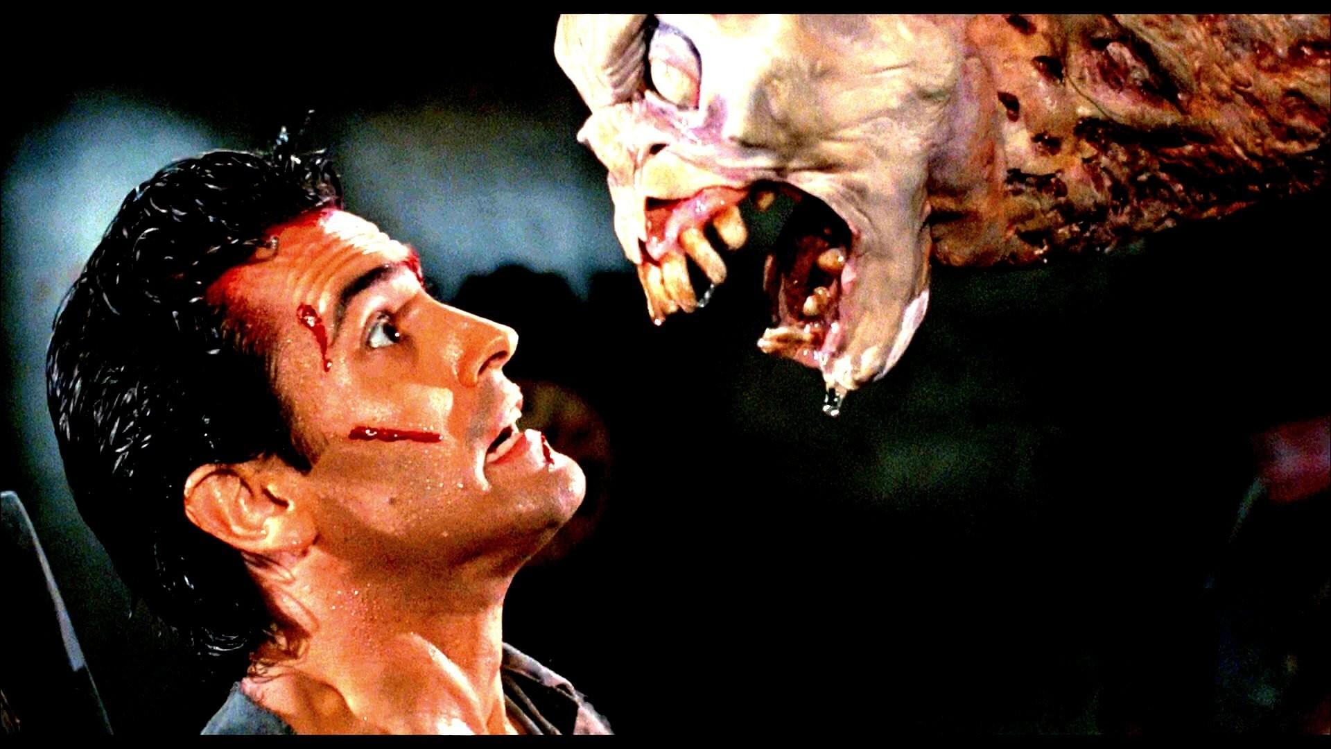 EVIL DEAD horror dark zombie blood demon monster g wallpaper      236081   WallpaperUP