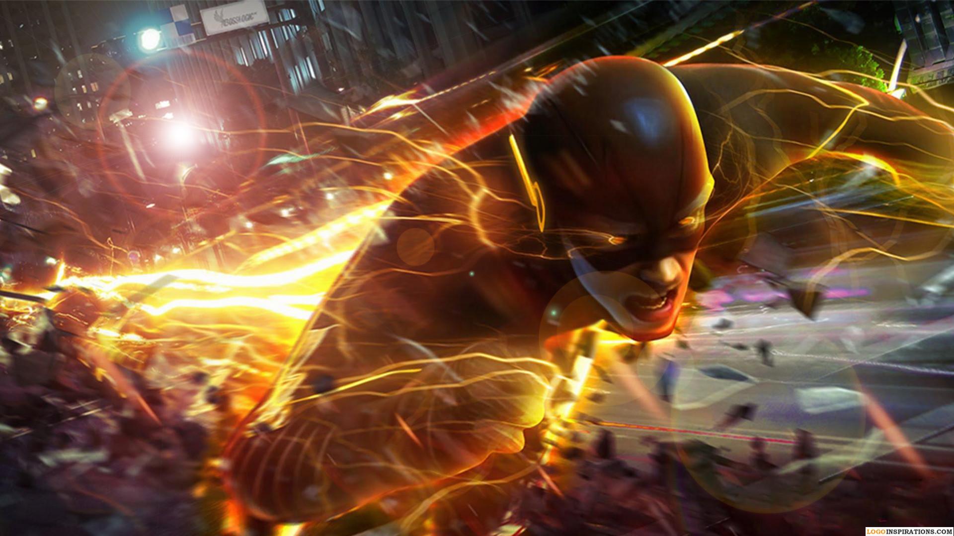 Best HD The Flash Wallpaper
