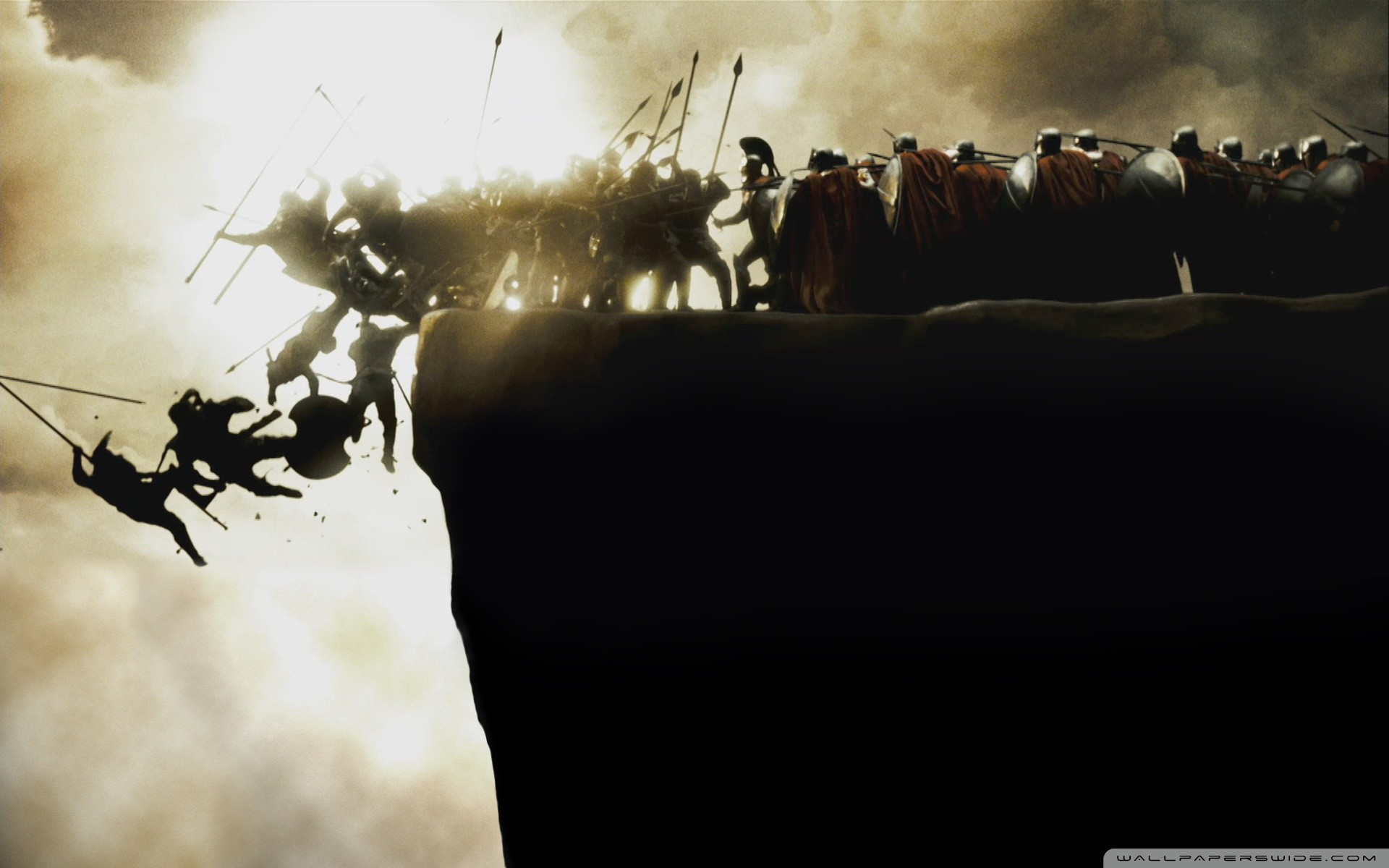 300 Movie HD Wide Wallpaper for Widescreen