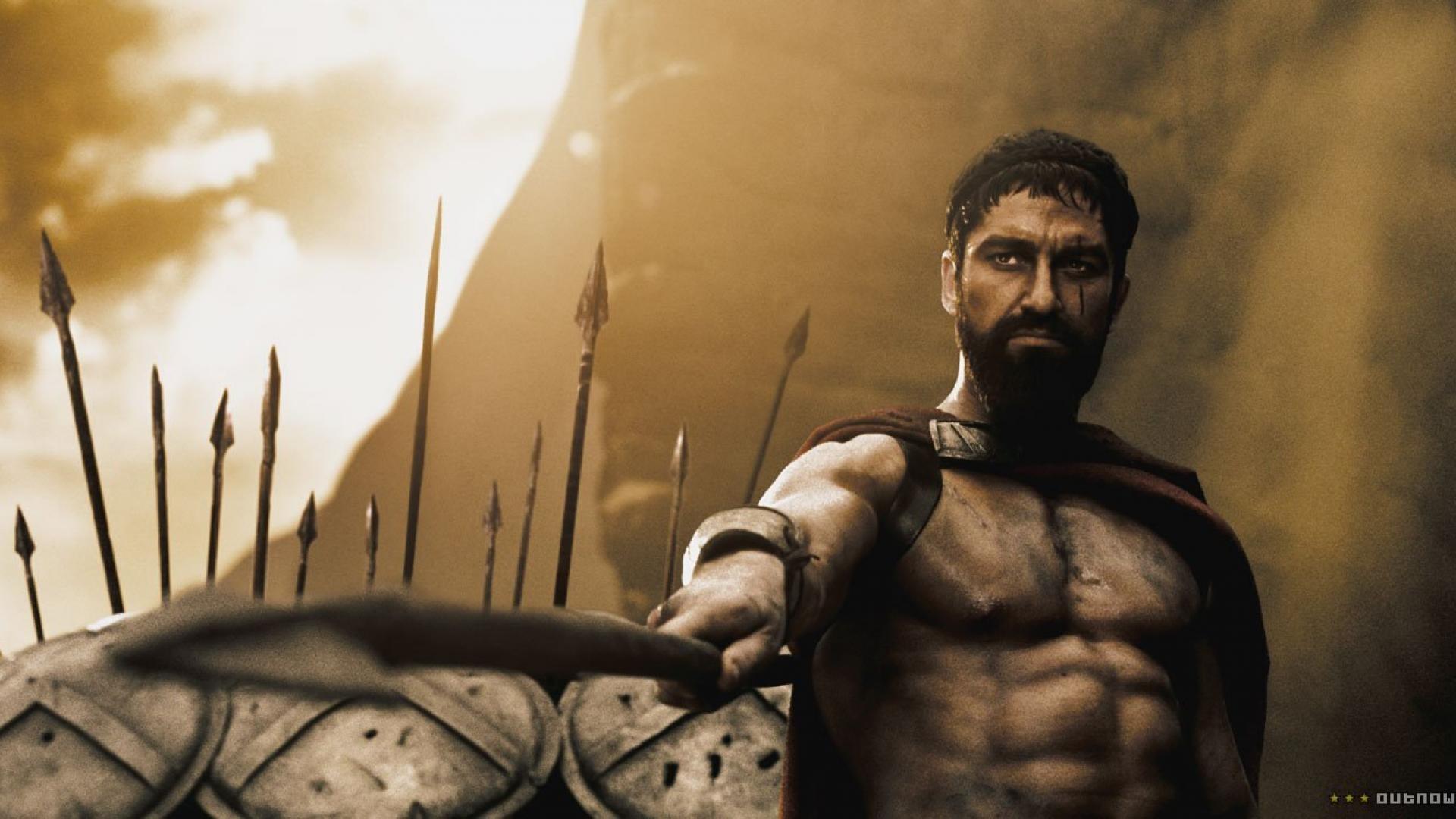 300 spartan sparta leonidas movies HD Wallpaper wallpaper .