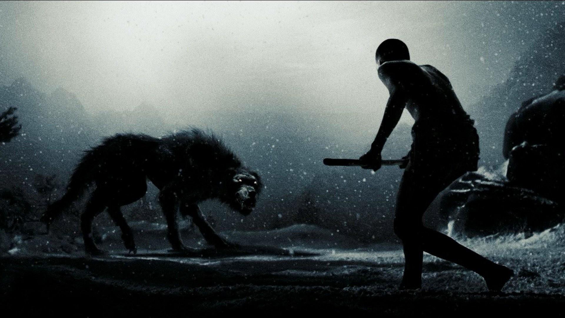 300 Movie Wolf