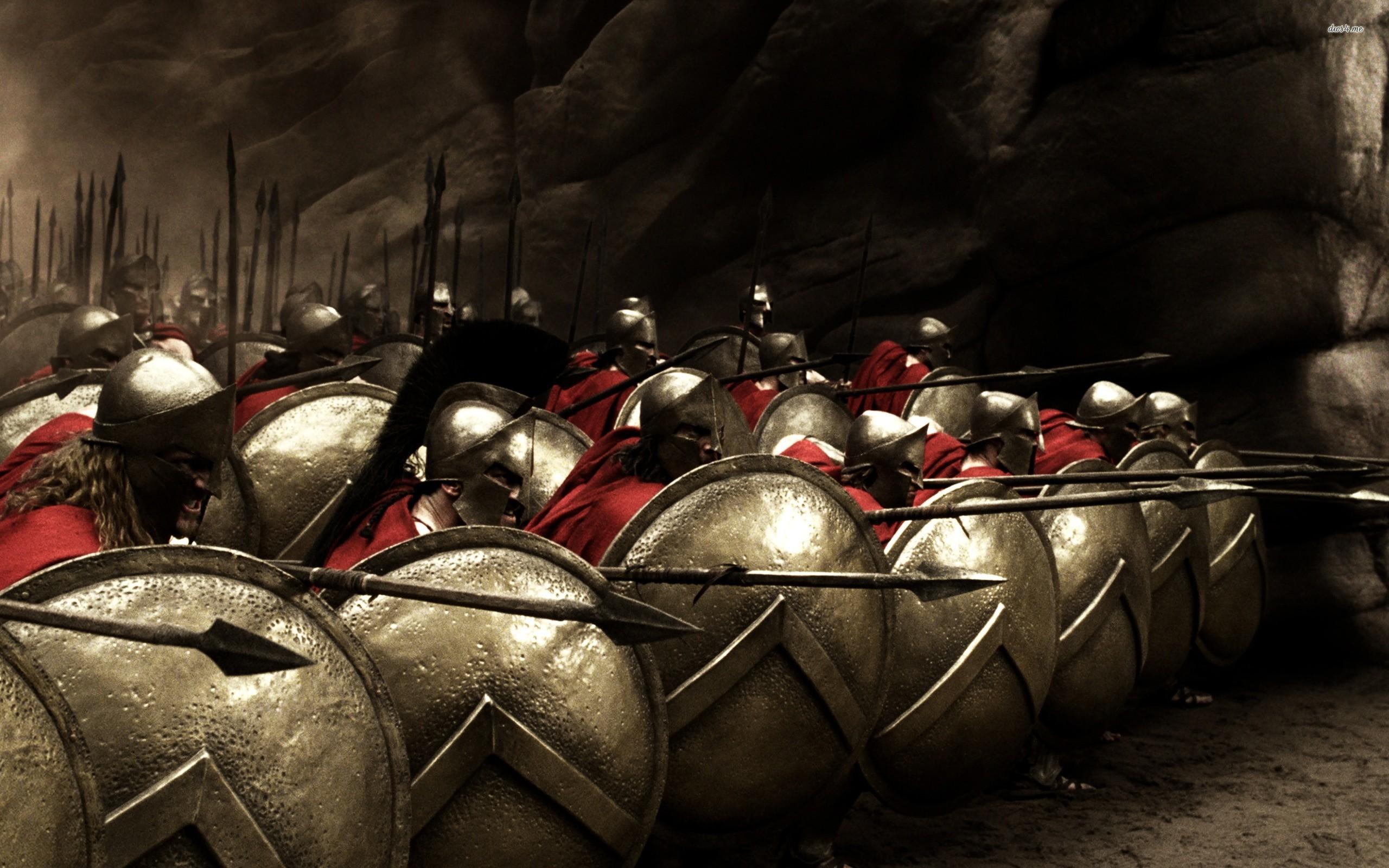 Shields!, HD wallpaper of movie 300