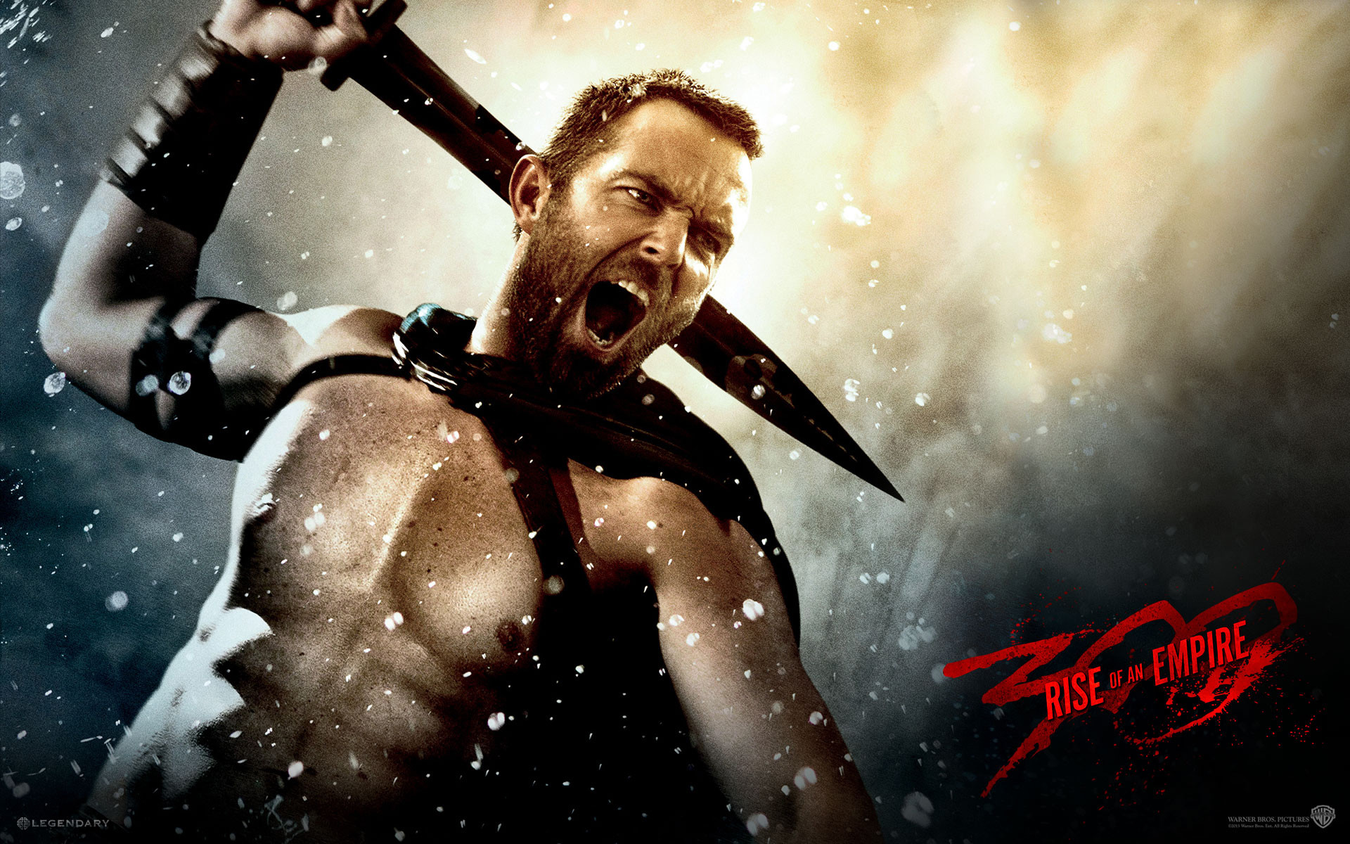 300 rise of an empire movie 2014 themistocles hd