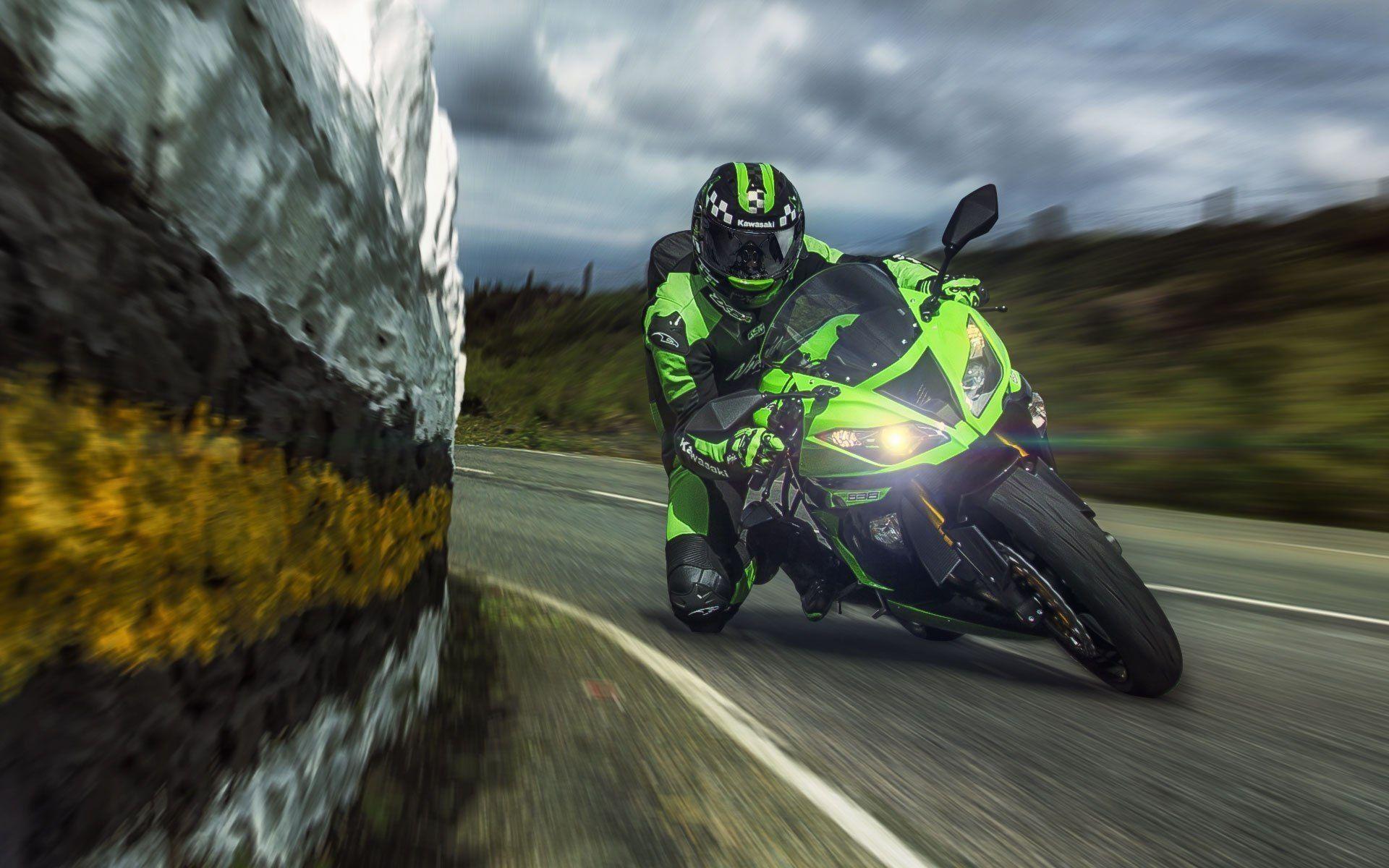 Kawasaki Ninja 300 HD Wallpaper – Free Download Wallpaper from .