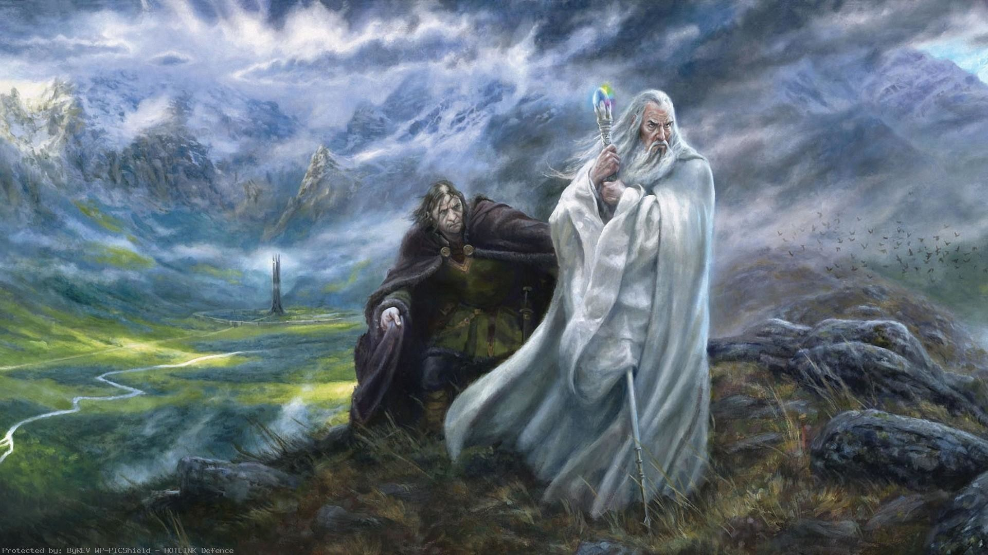 Movie-The-Lord-Of-The-Rings-Saruman-LOTR-
