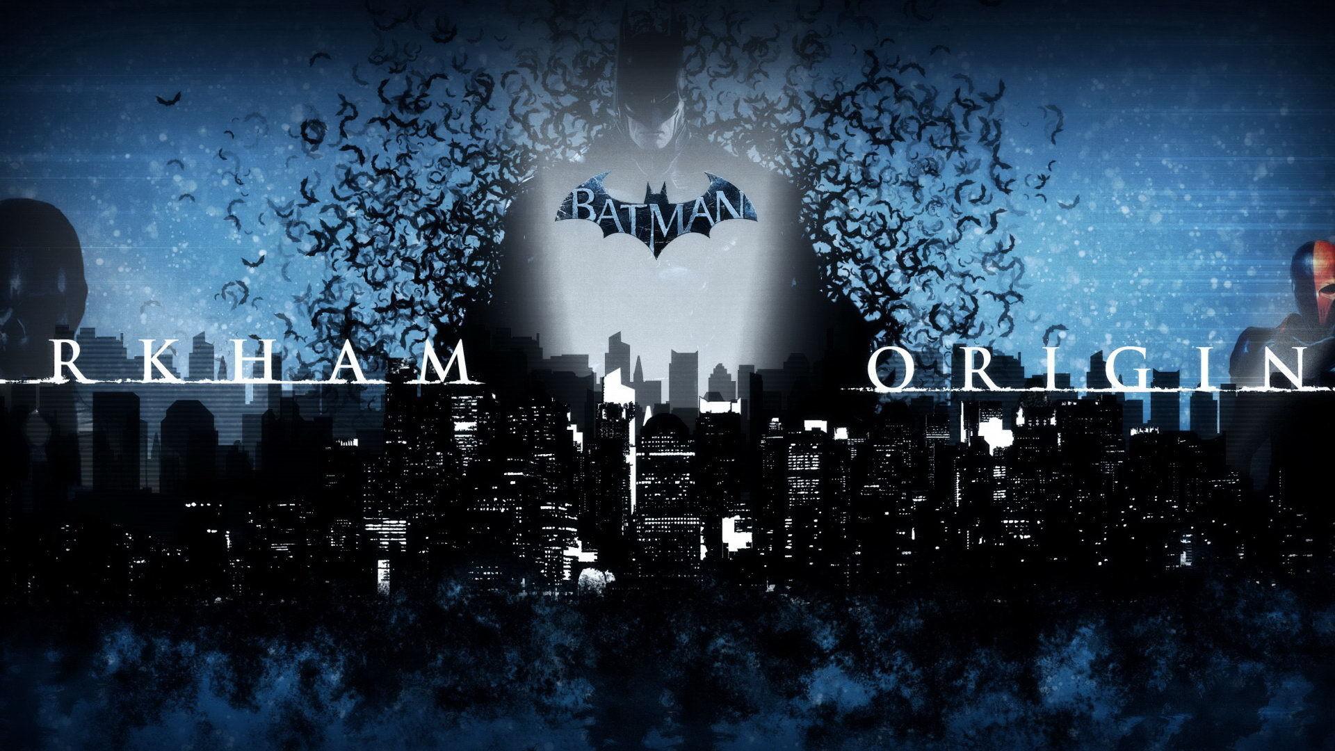 Batman: Arkham Origins screensaver hd wallpapers and images .