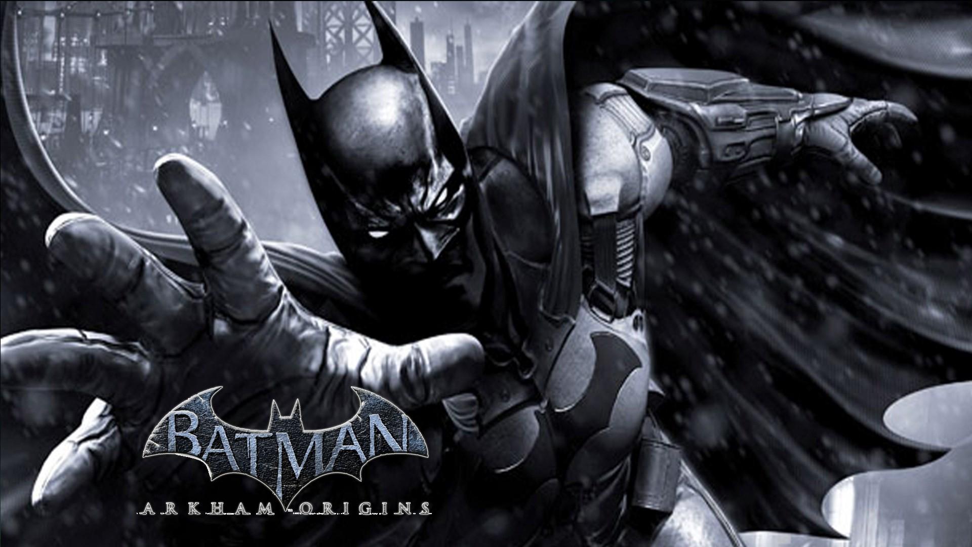 free screensaver wallpapers for batman arkham origins – batman arkham  origins category